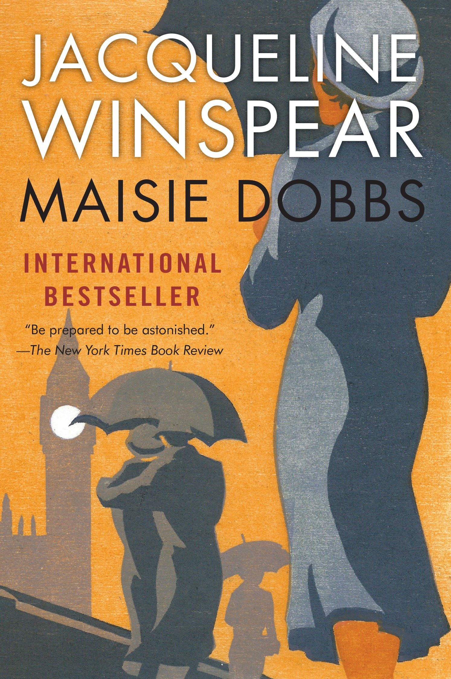 Maisie Dobbs a novel