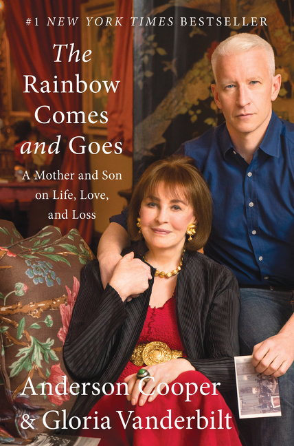 The rainbow comes and goes a mother and son talk about life, love, and loss cover image