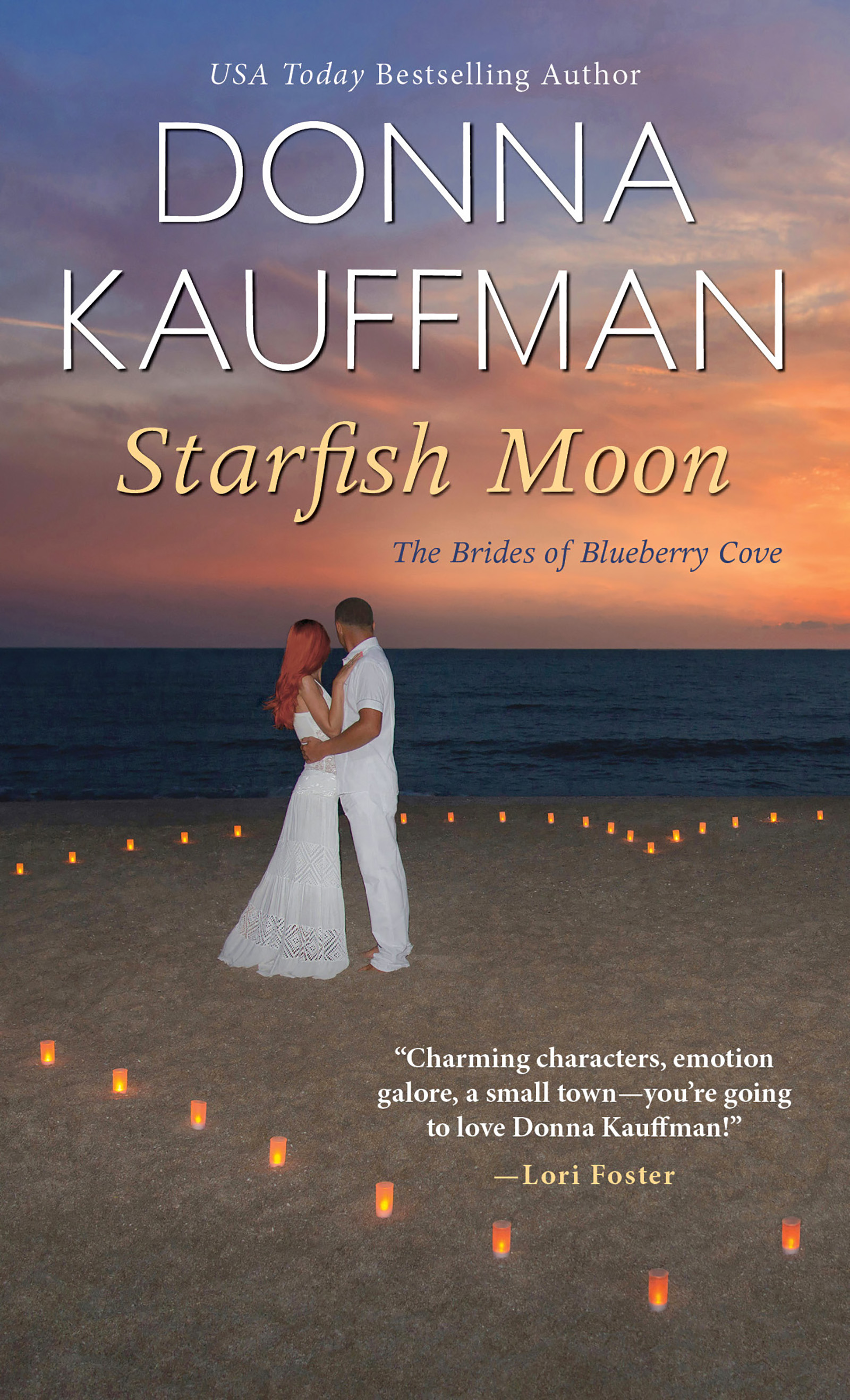 Starfish moon cover image