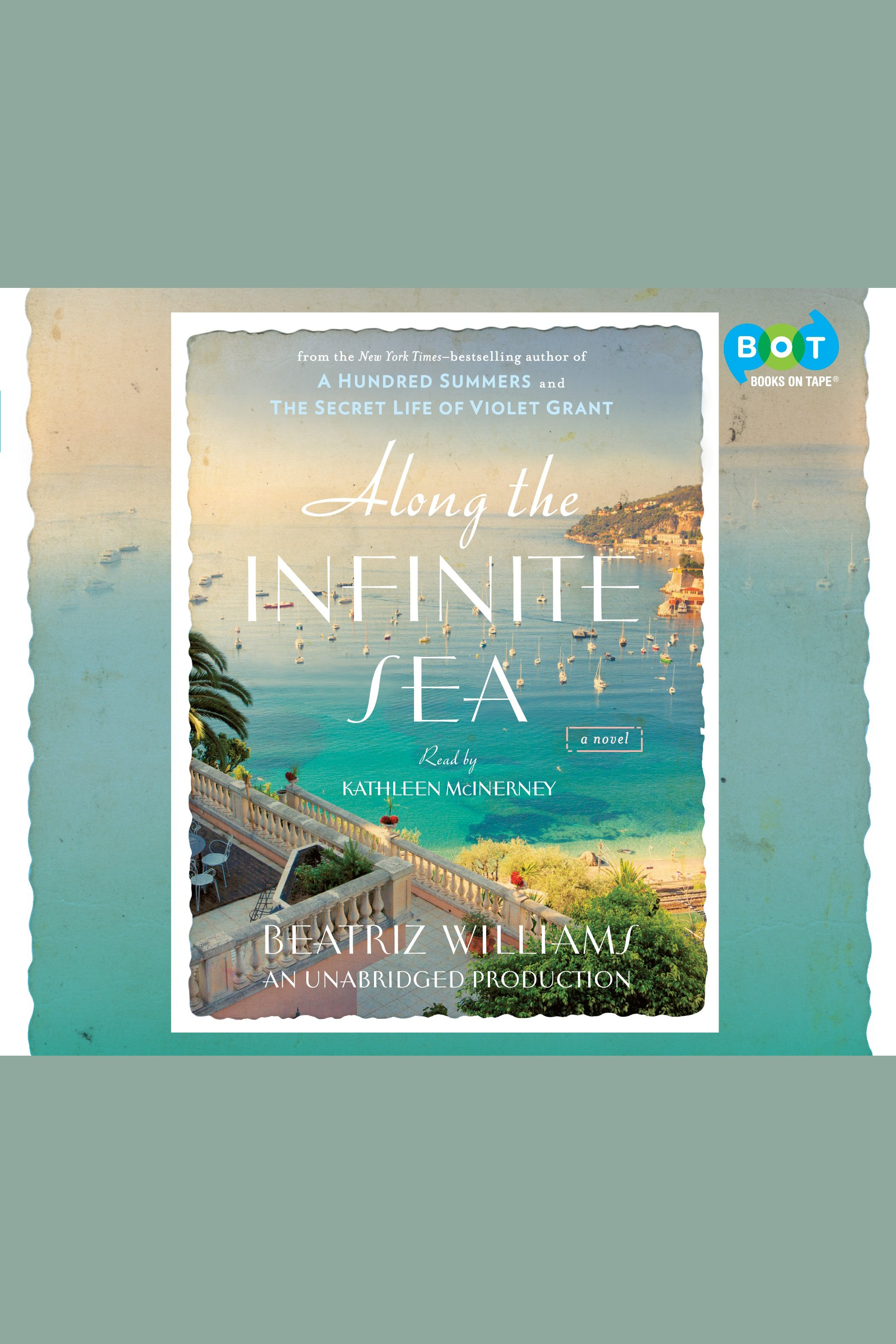 Along the infinite sea cover image