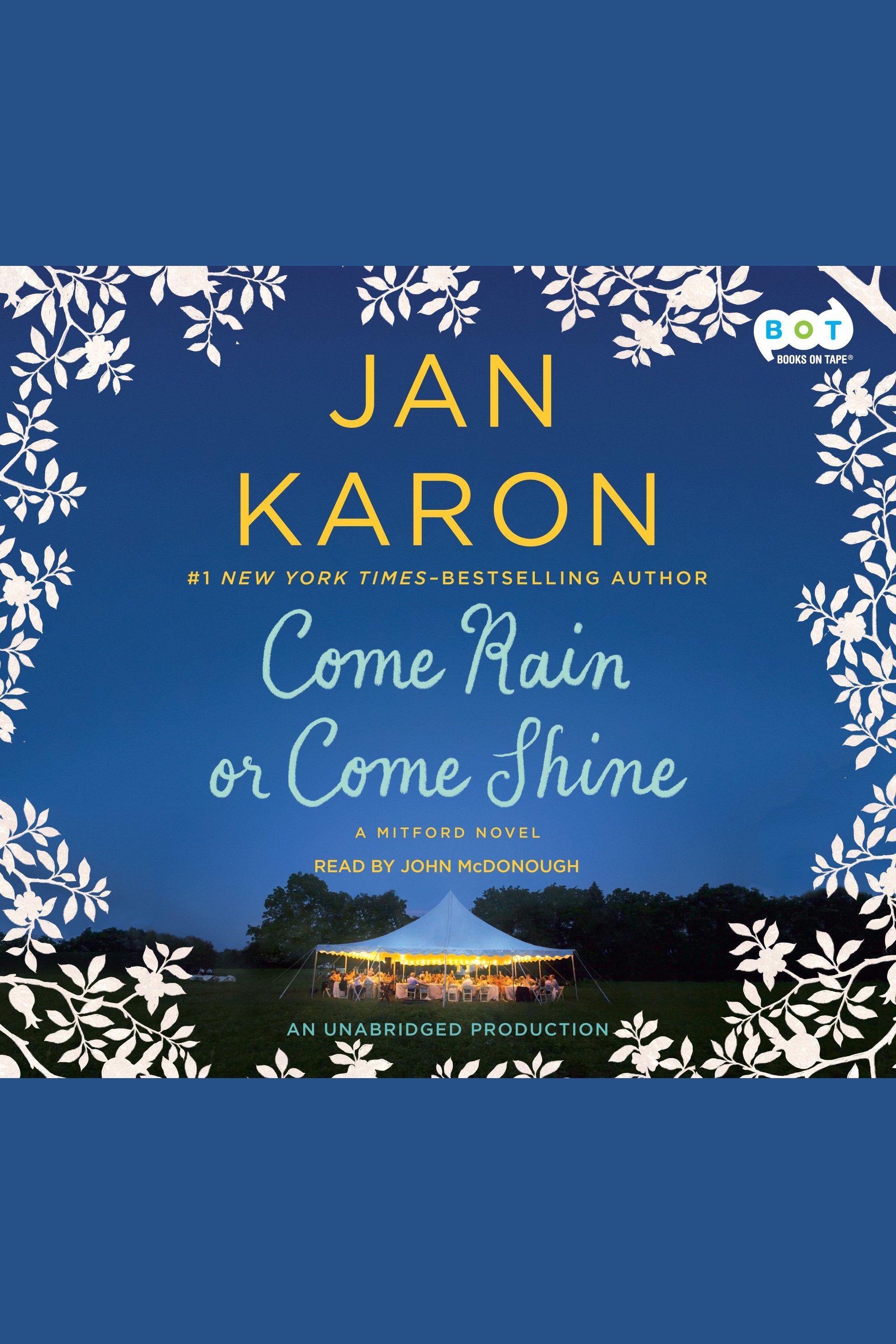 Come rain or come shine cover image