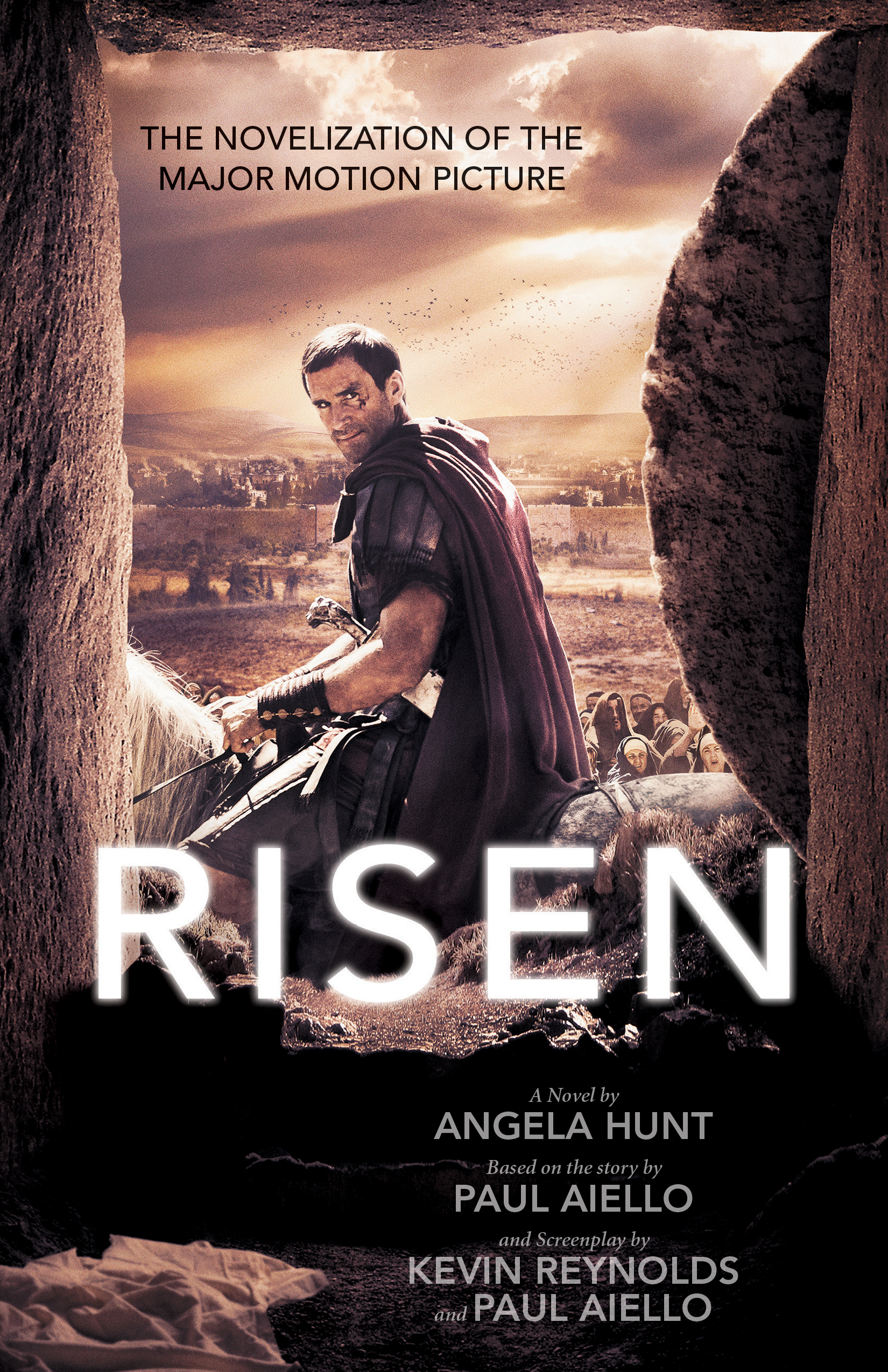 Risen : the novelization of the major motion picture : a novel