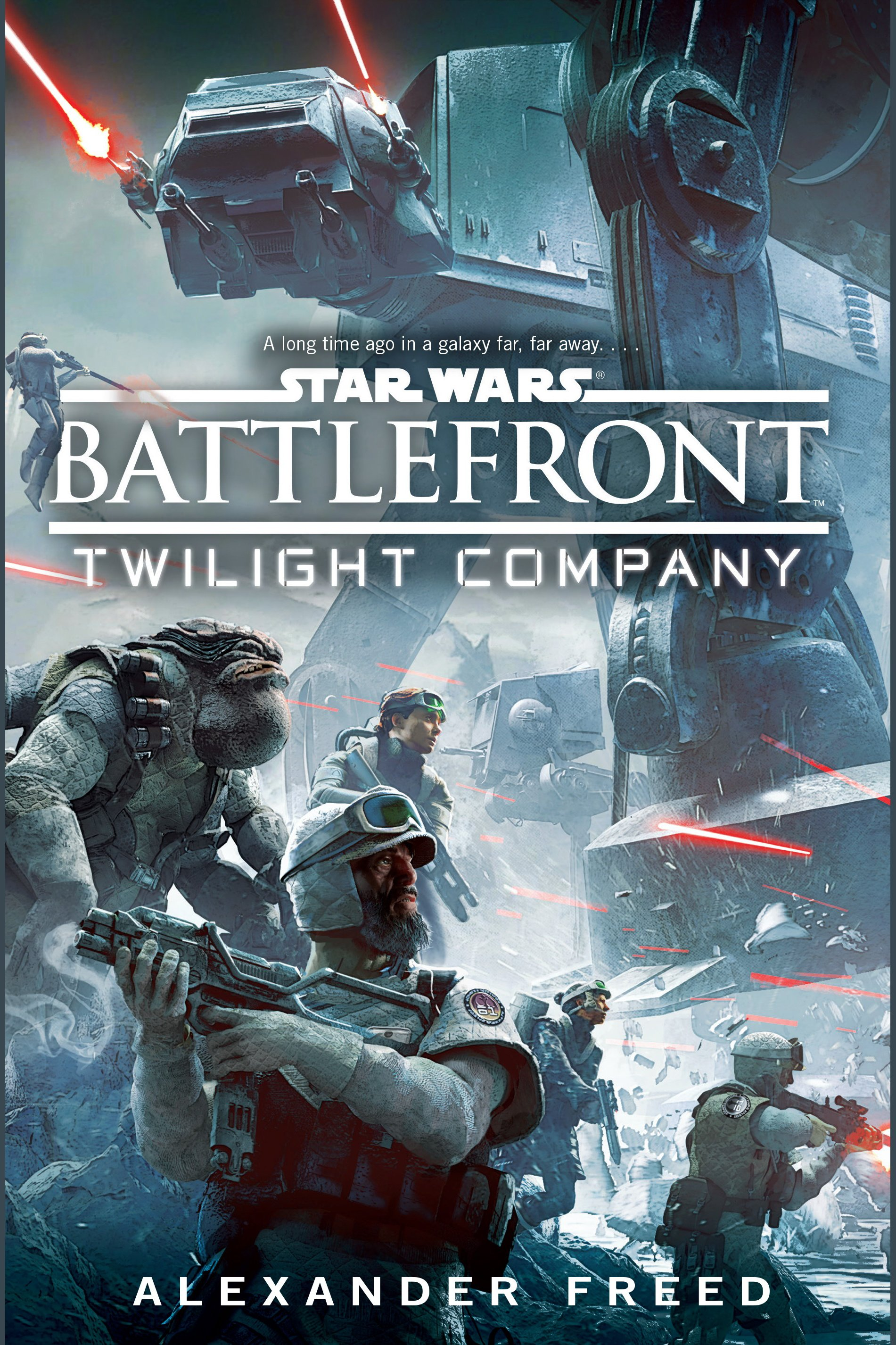 Battlefront Twilight Company cover image