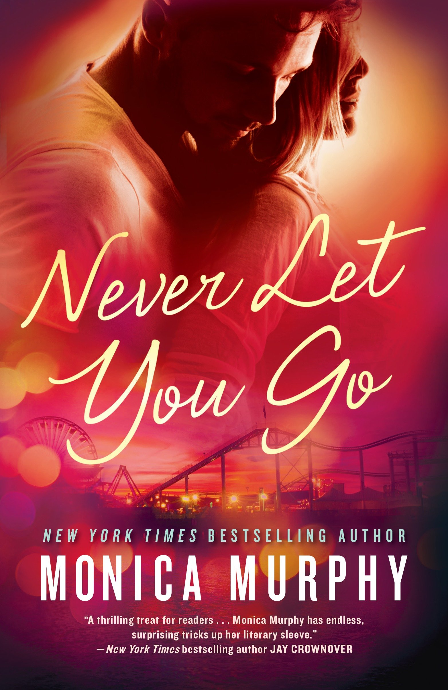 Never let you go cover image