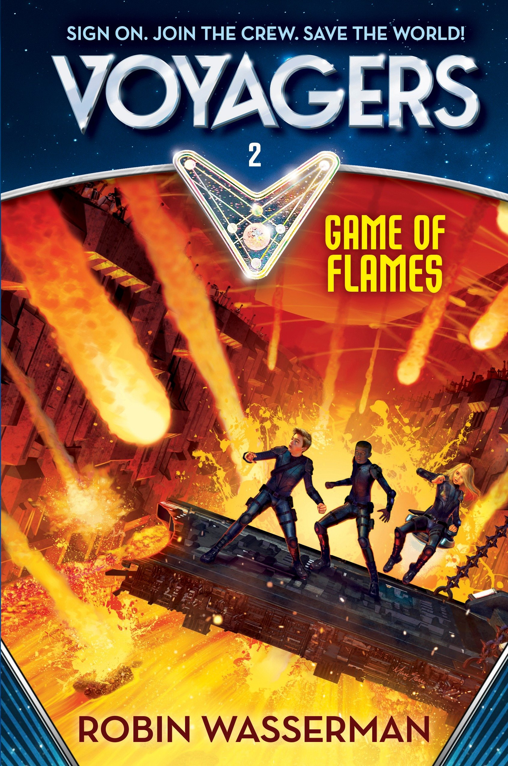Game of flames cover image