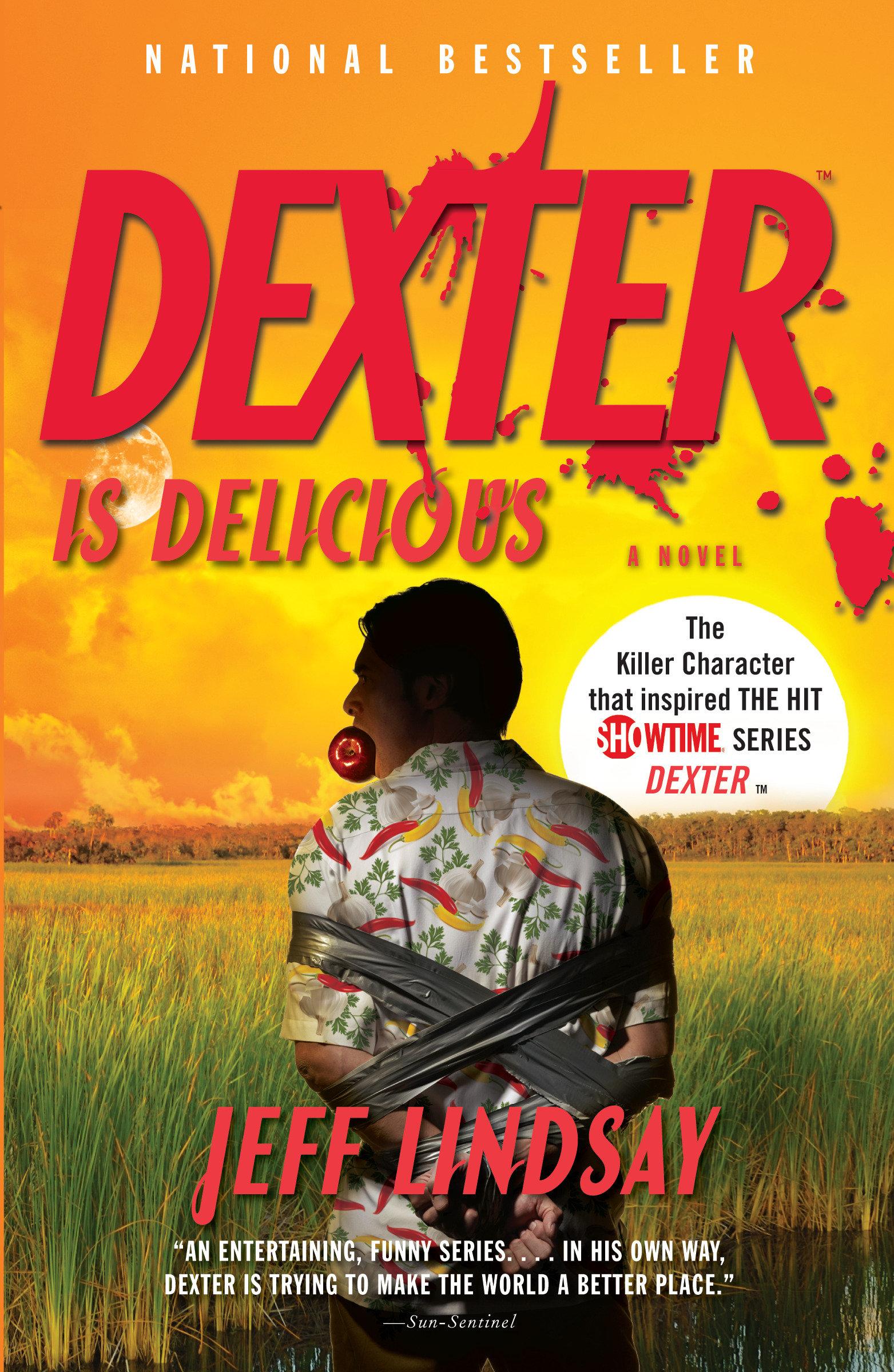 Dexter is delicious a novel