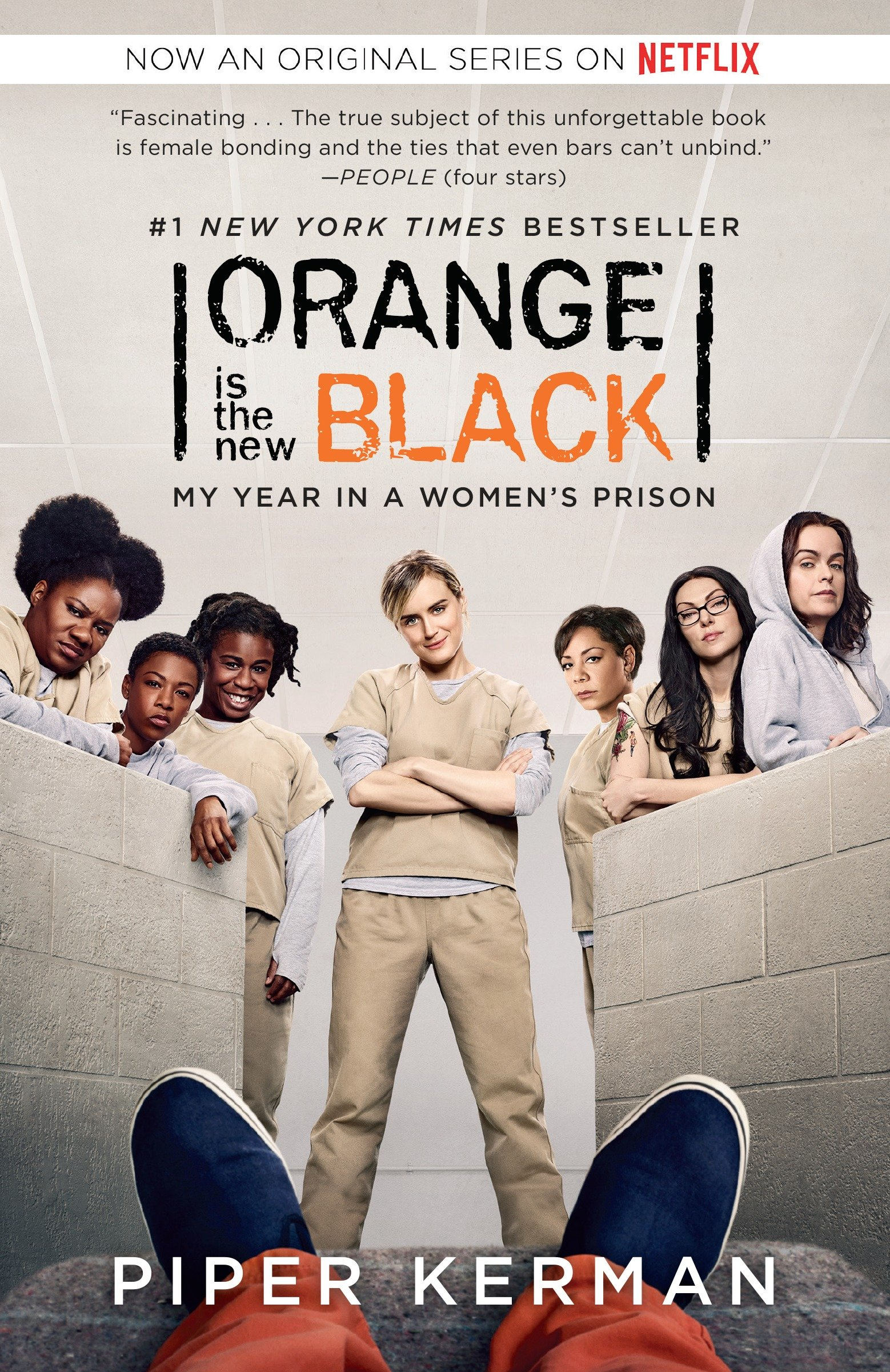 Orange Is the New Black My Year in a Women's Prison