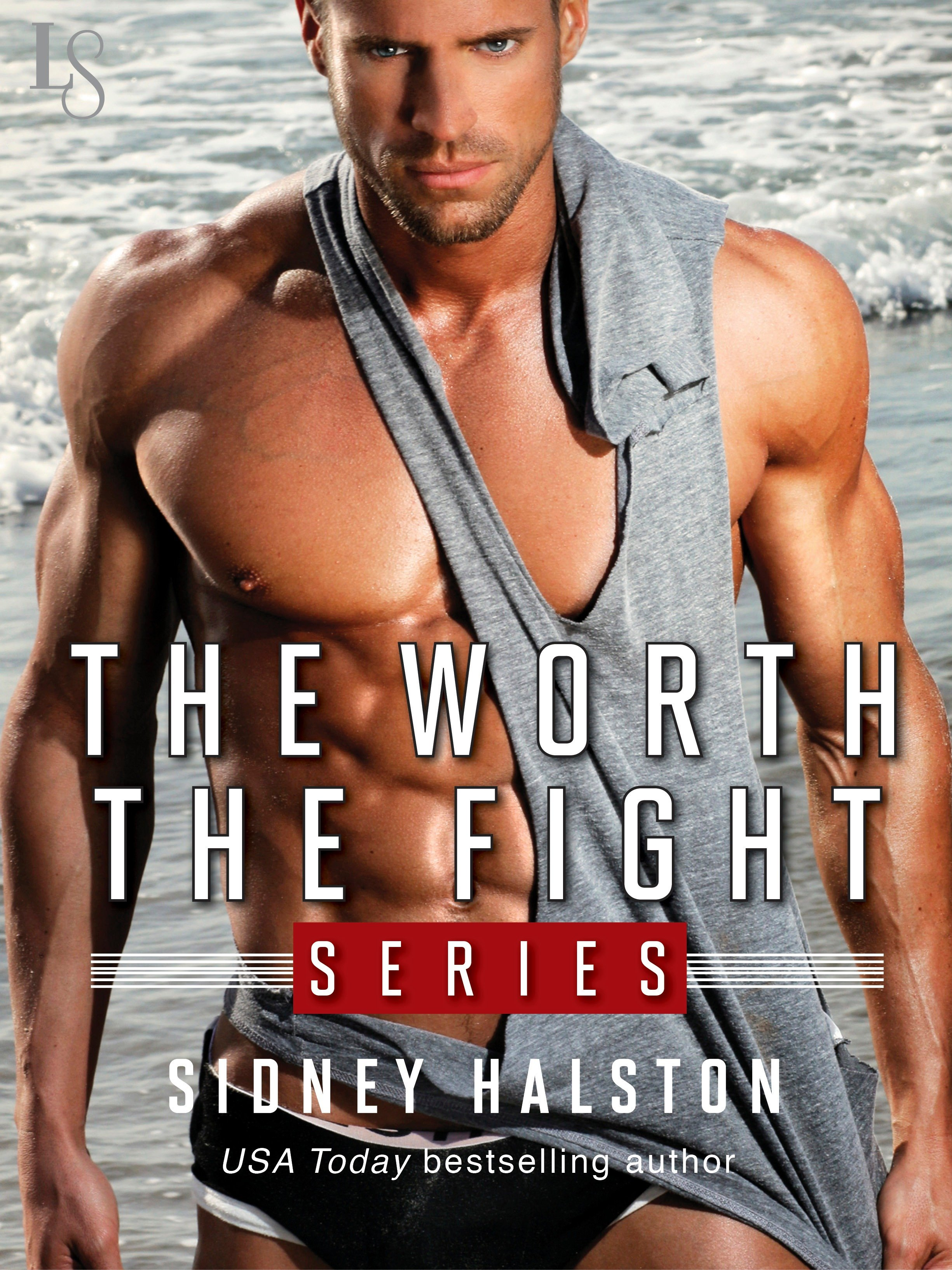 The Worth the Fight Series 3-Book Bundle Against the Cage, Full Contact, Below the Belt