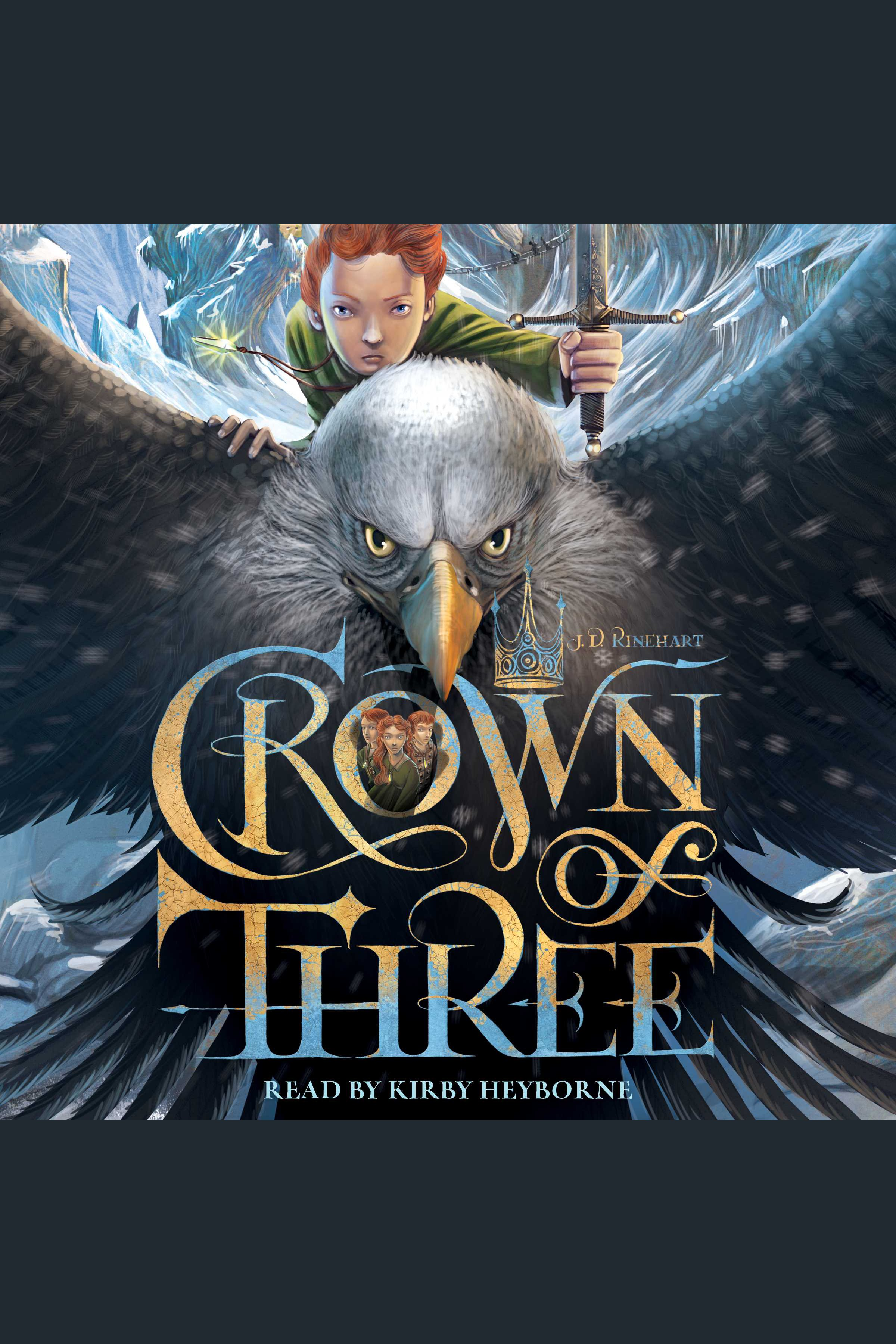Crown of three cover image
