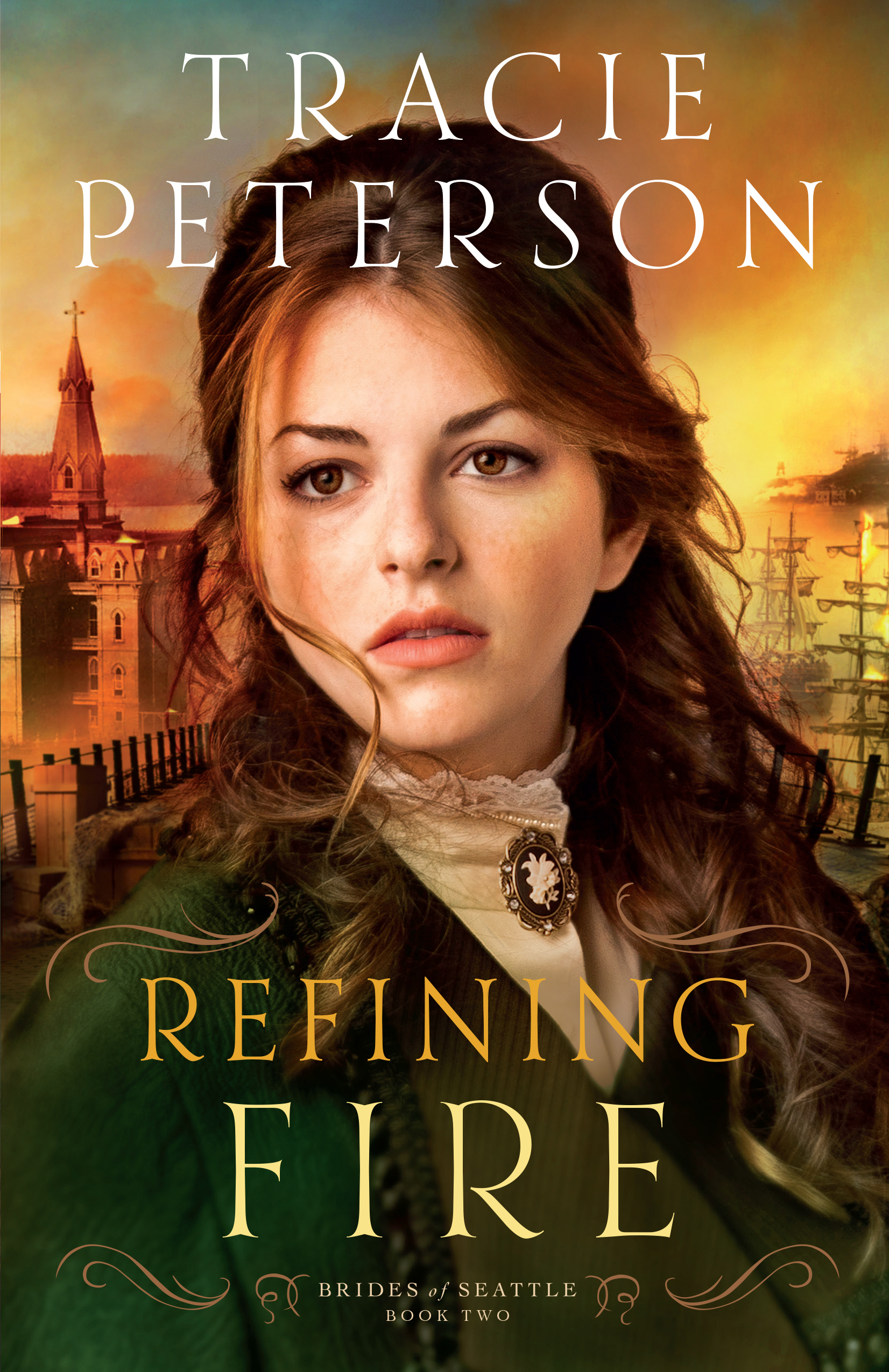 Refining Fire (Brides of Seattle Book #2)