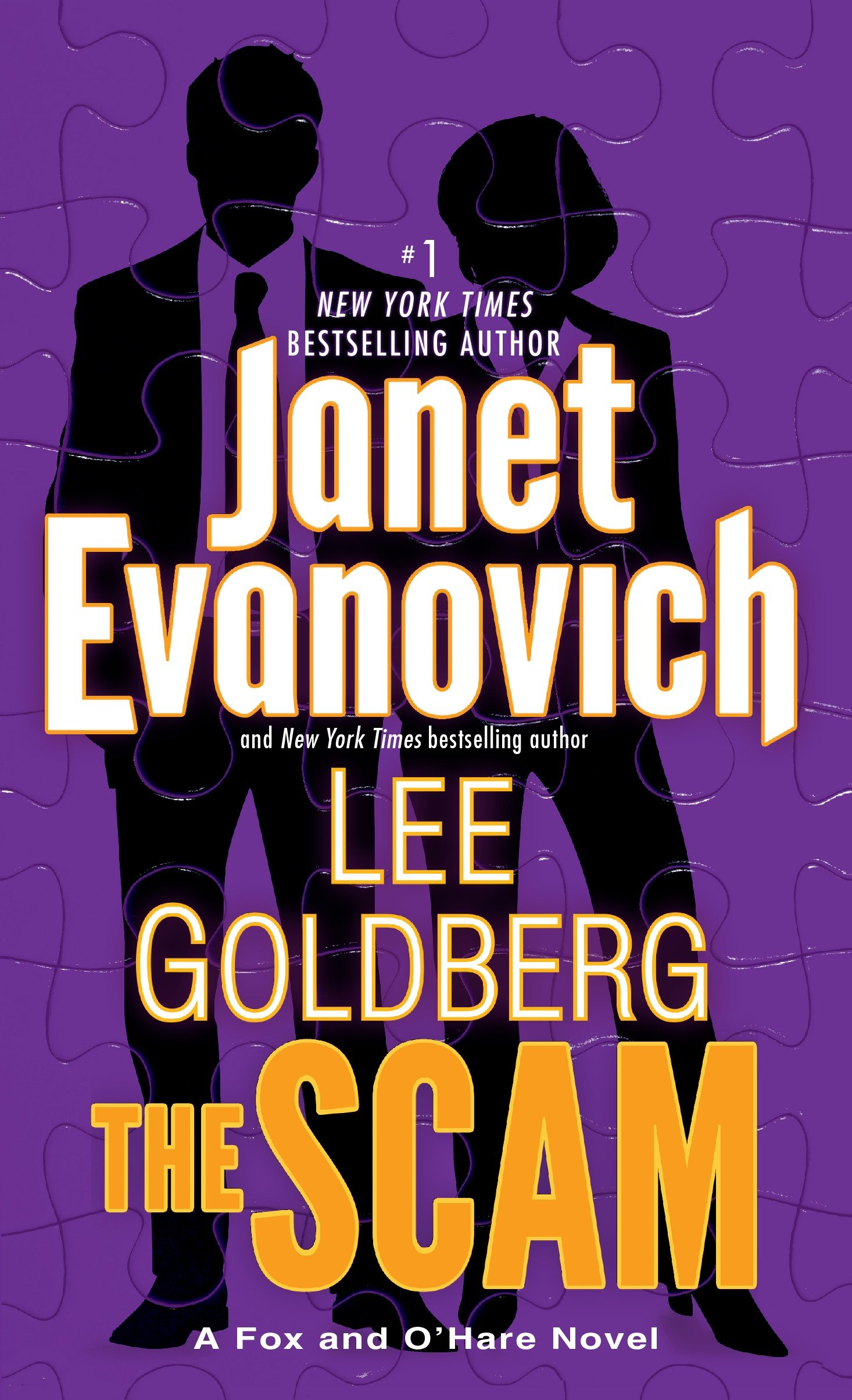 The Scam A Fox and O'Hare Novel