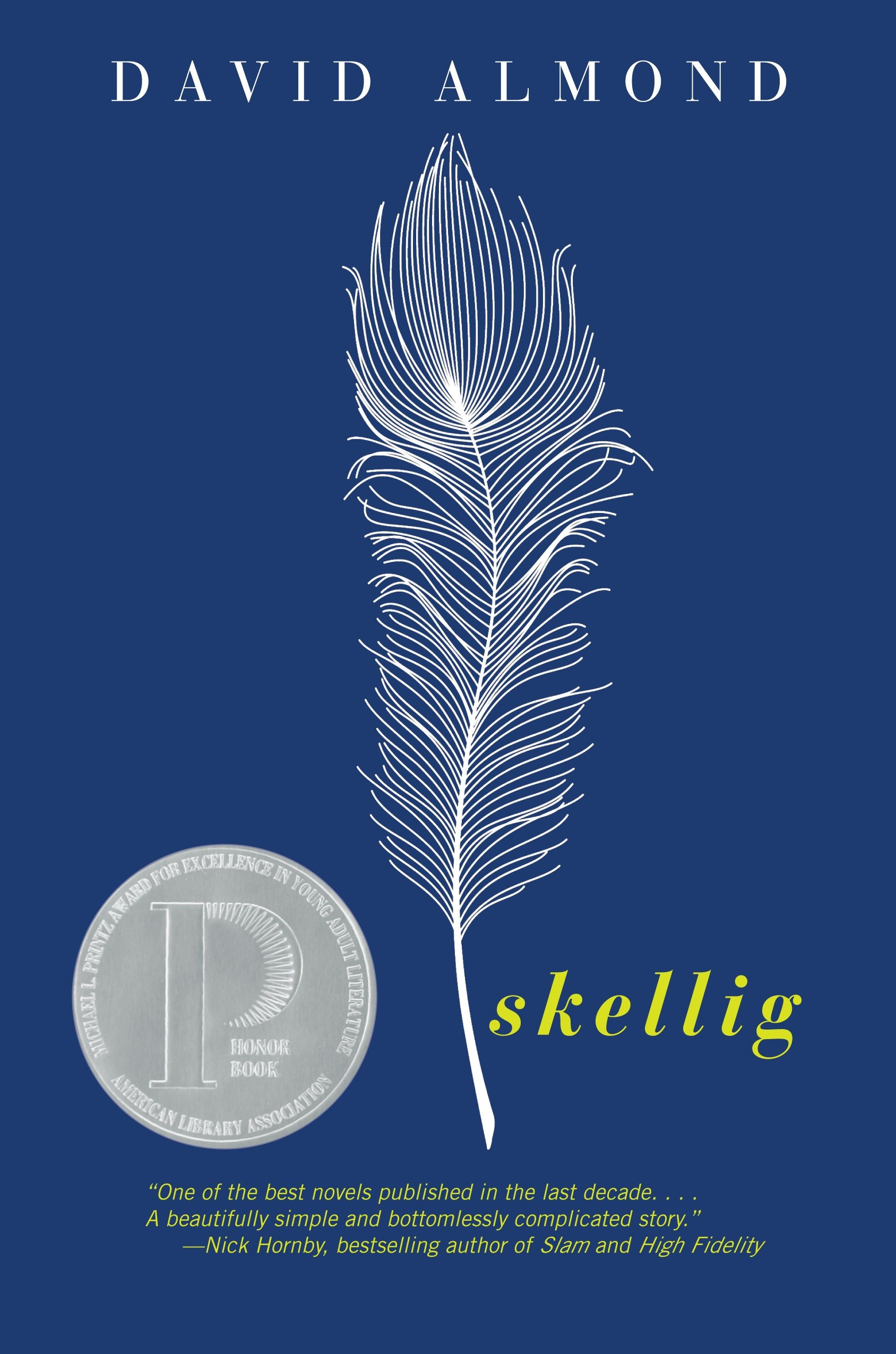 Skellig cover image