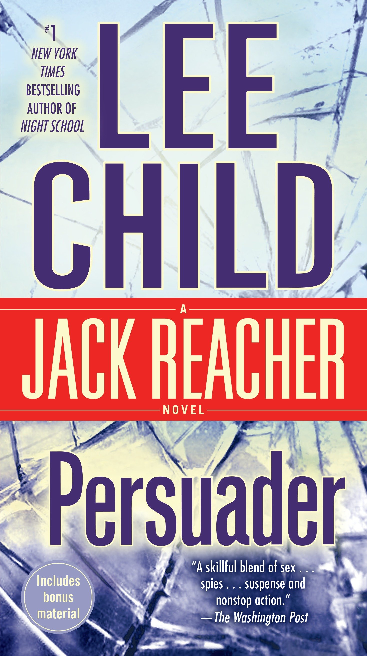 Persuader a Jack Reacher novel