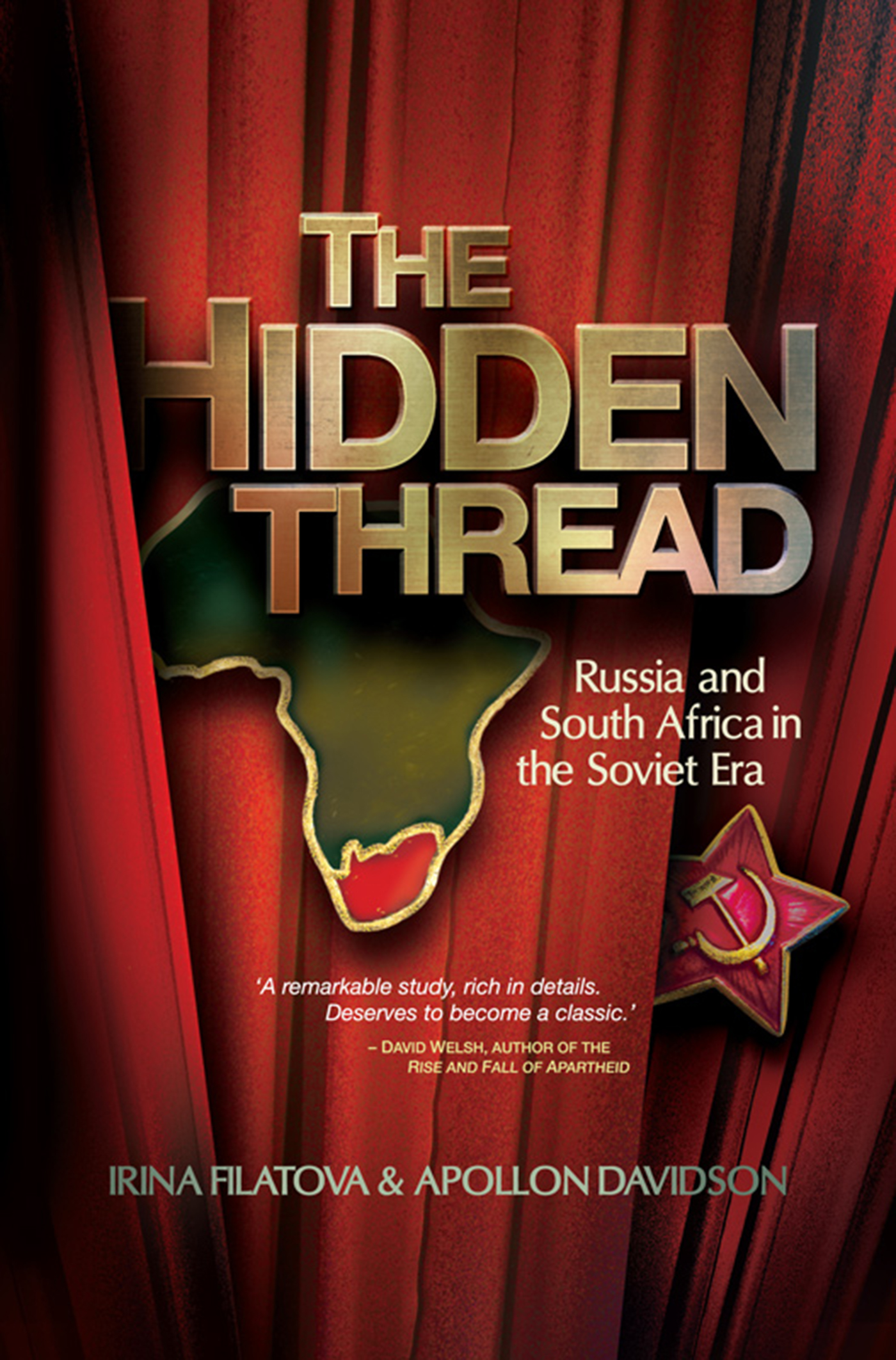 Cover Image For The Hidden Thread