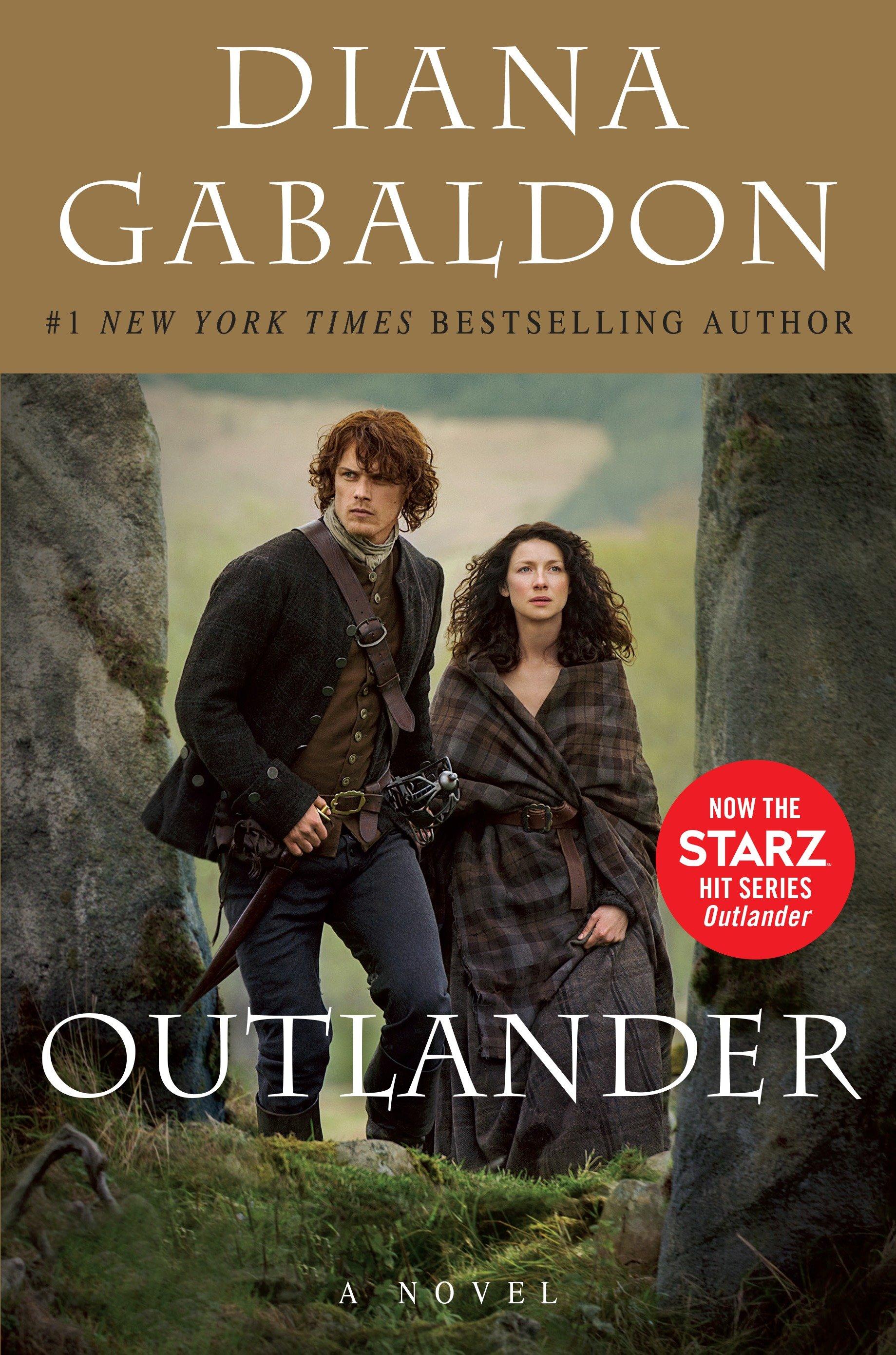 Outlander cover image
