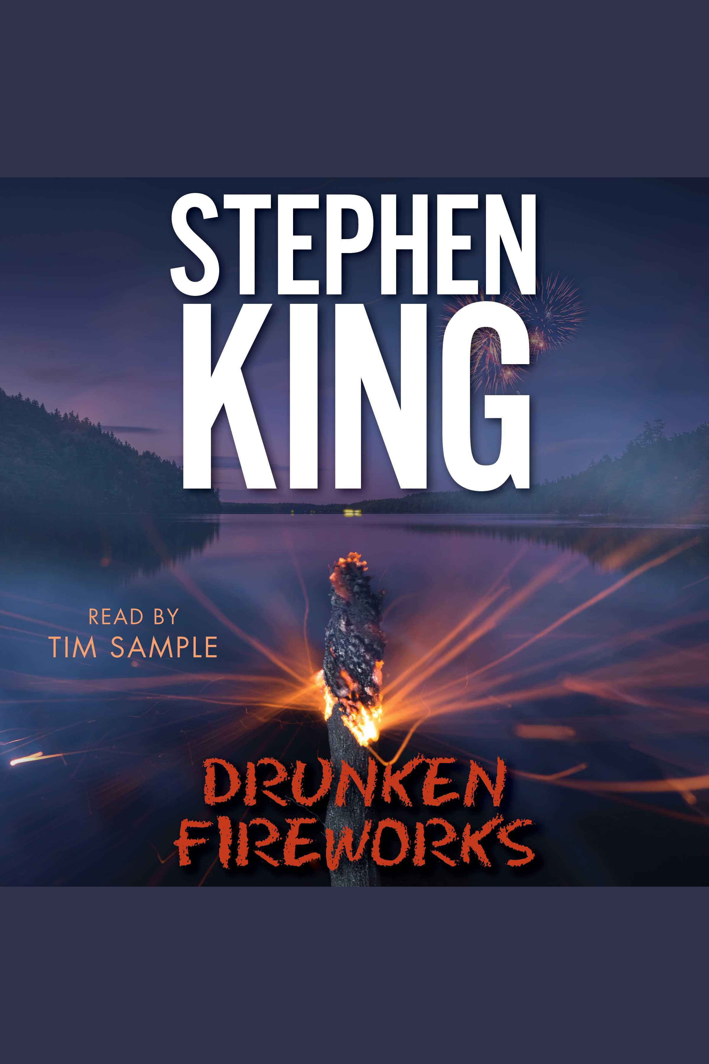 Drunken fireworks cover image