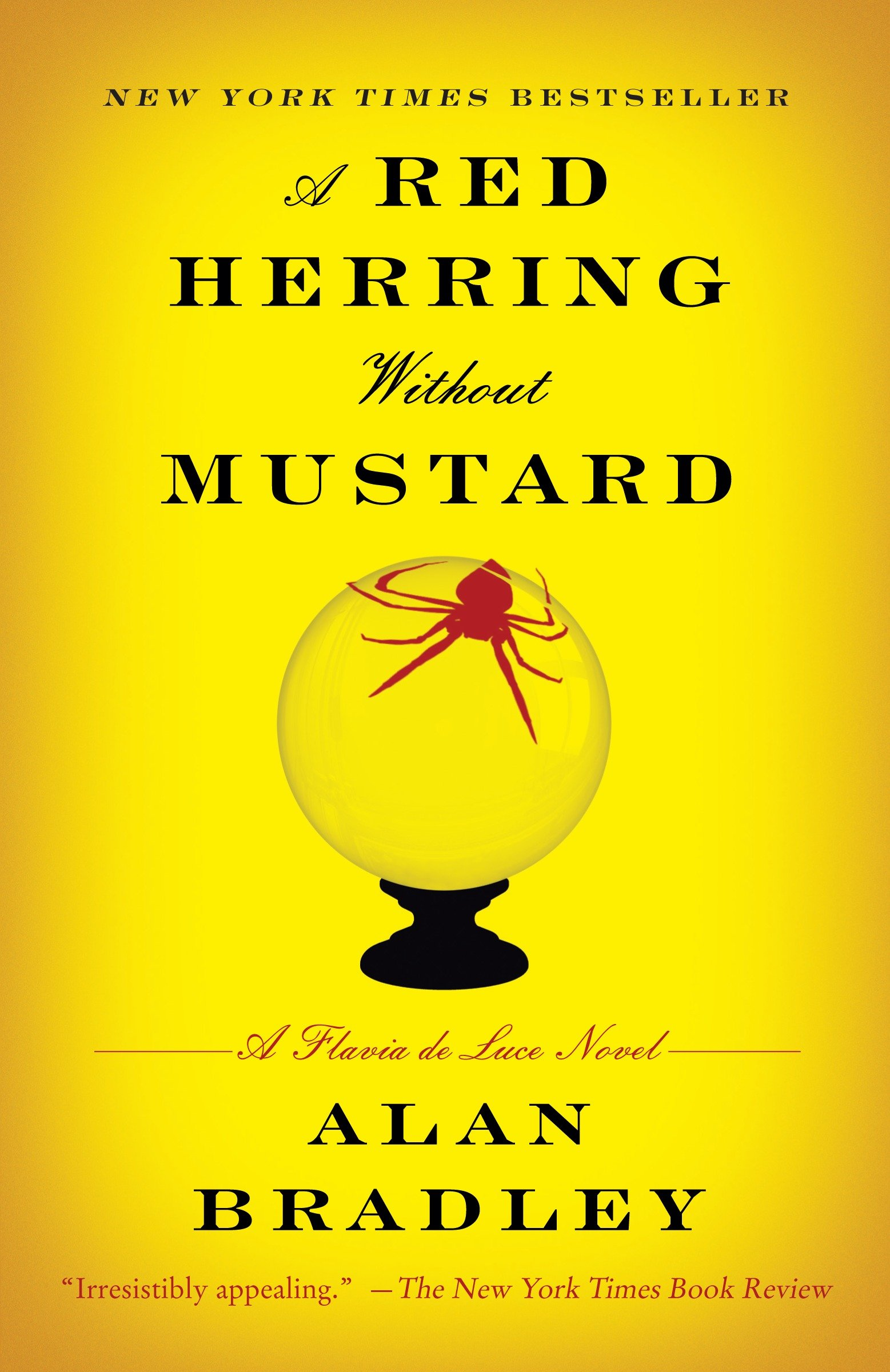A Red Herring Without Mustard A Flavia de Luce Novel