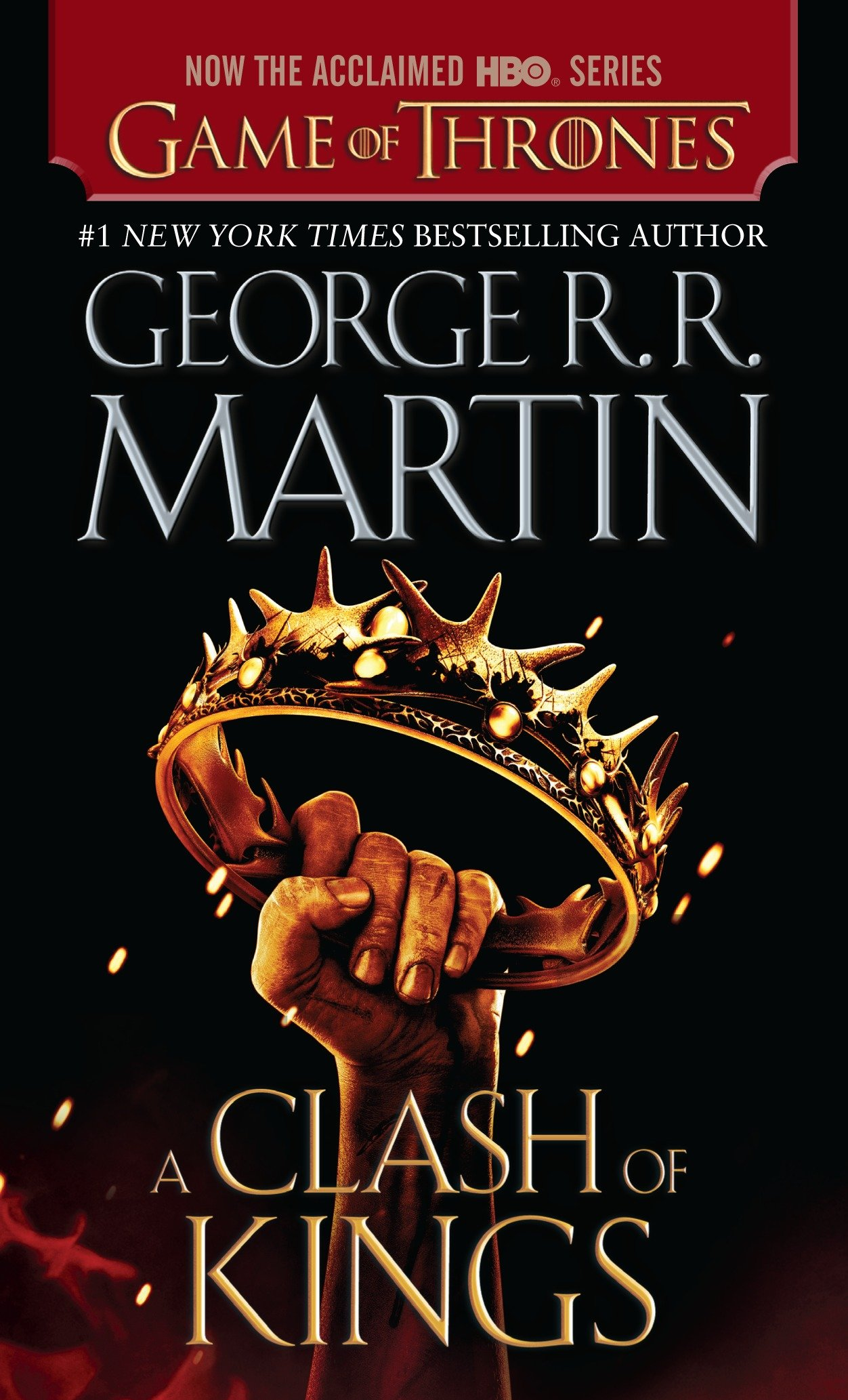 A Clash of Kings A Song of Ice and Fire: Book Two