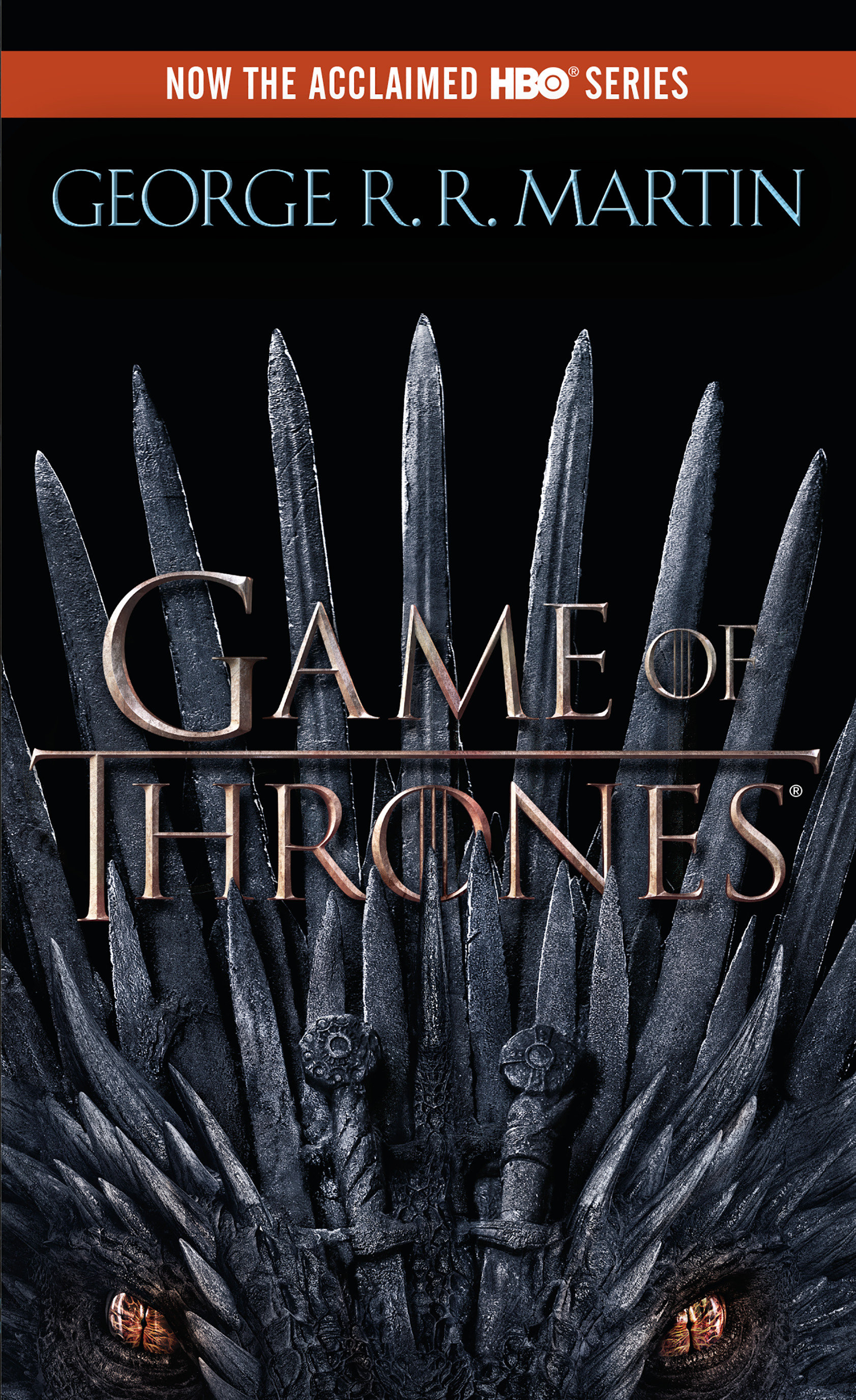 A game of thrones a song of ice and fire: book one cover image