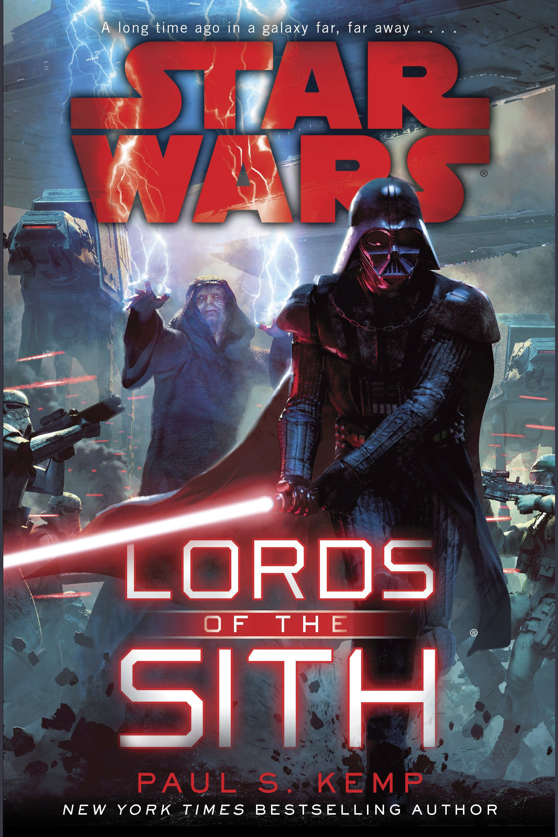 Star Wars, lords of the Sith cover image