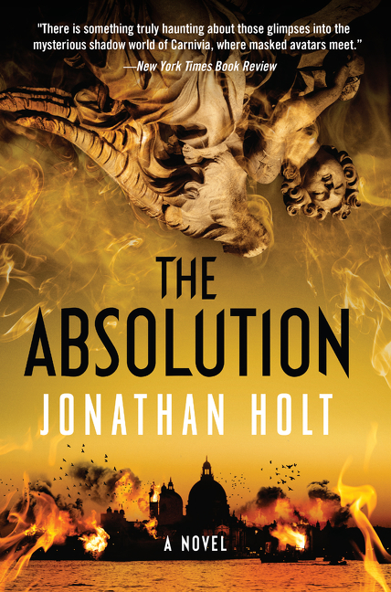 The Absolution A Novel