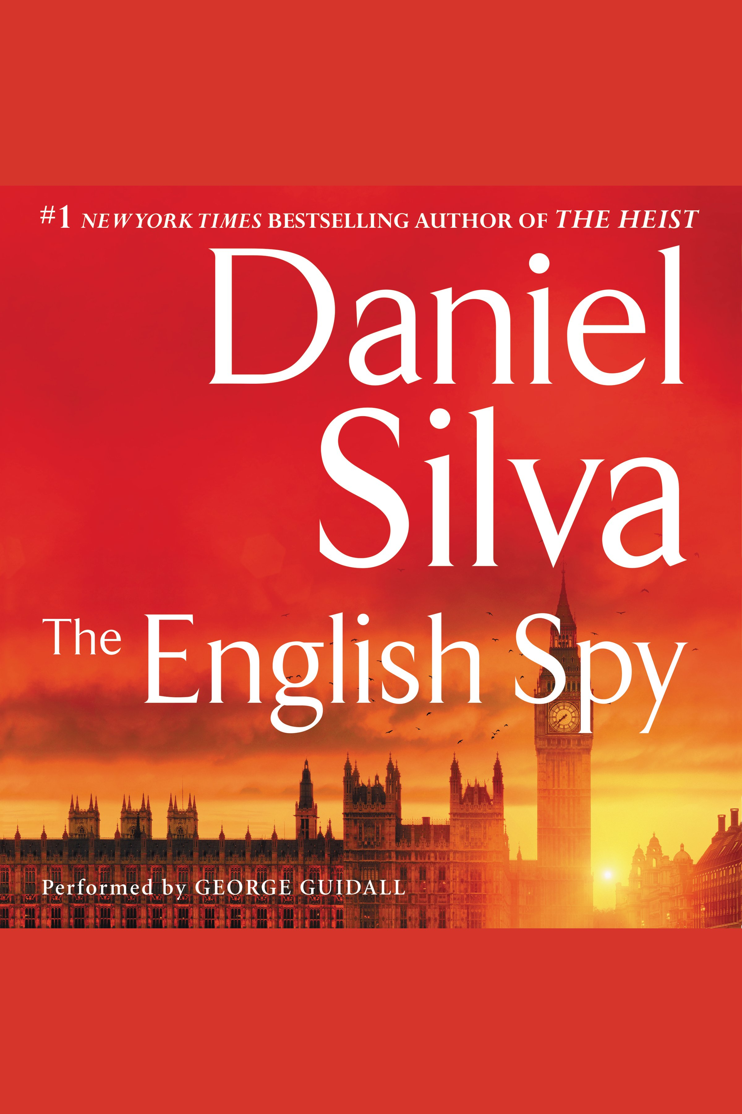 The English spy cover image