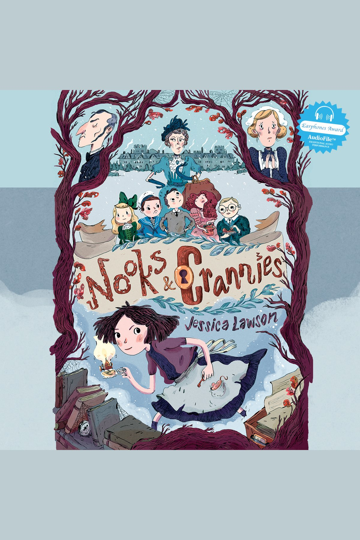 Nooks & crannies cover image