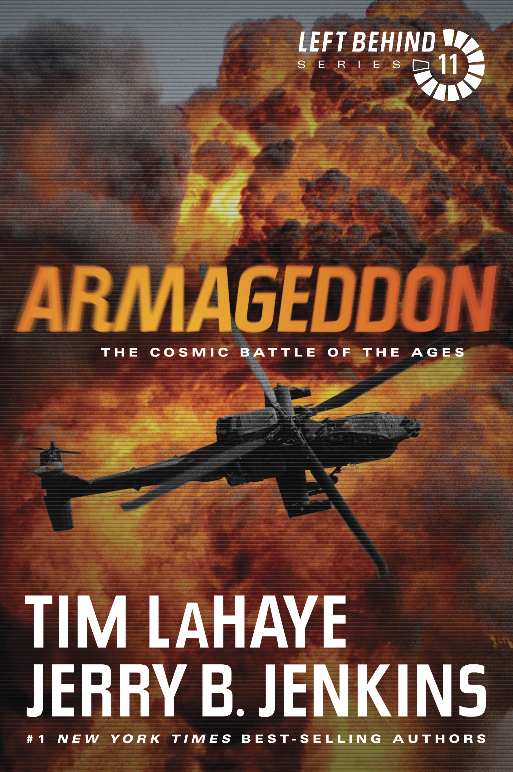 Armageddon (Left Behind #11) The Cosmic Battle of the Ages