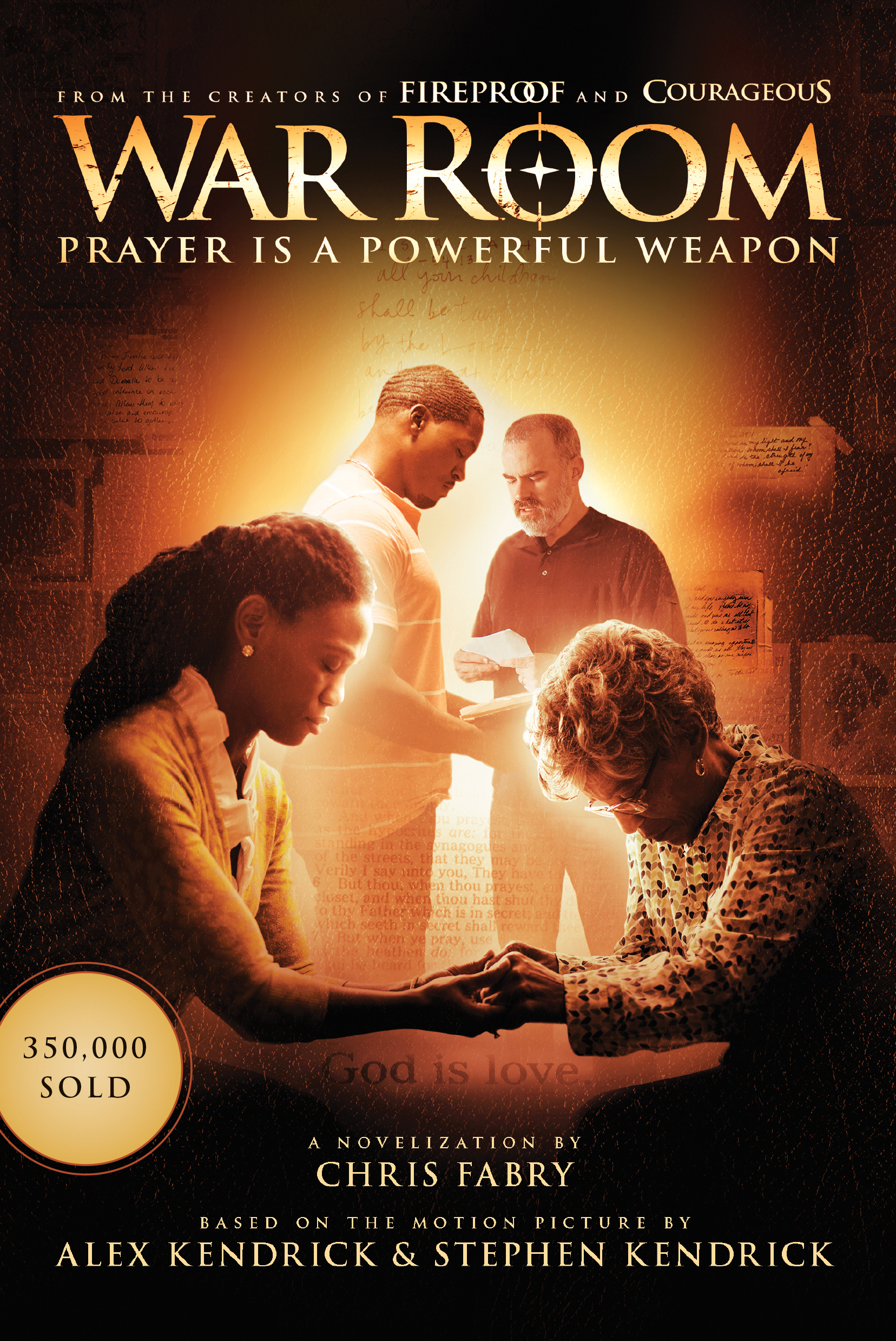 War Room Prayer Is a Powerful Weapon