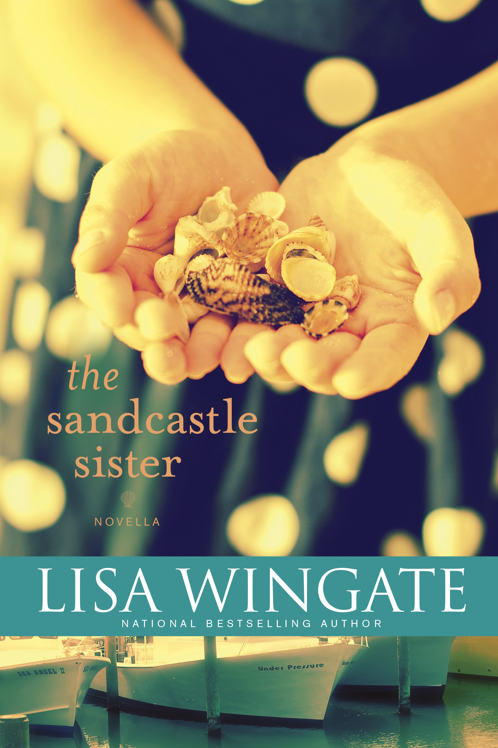 The Sandcastle Sister (A Carolina Heirlooms Novel)