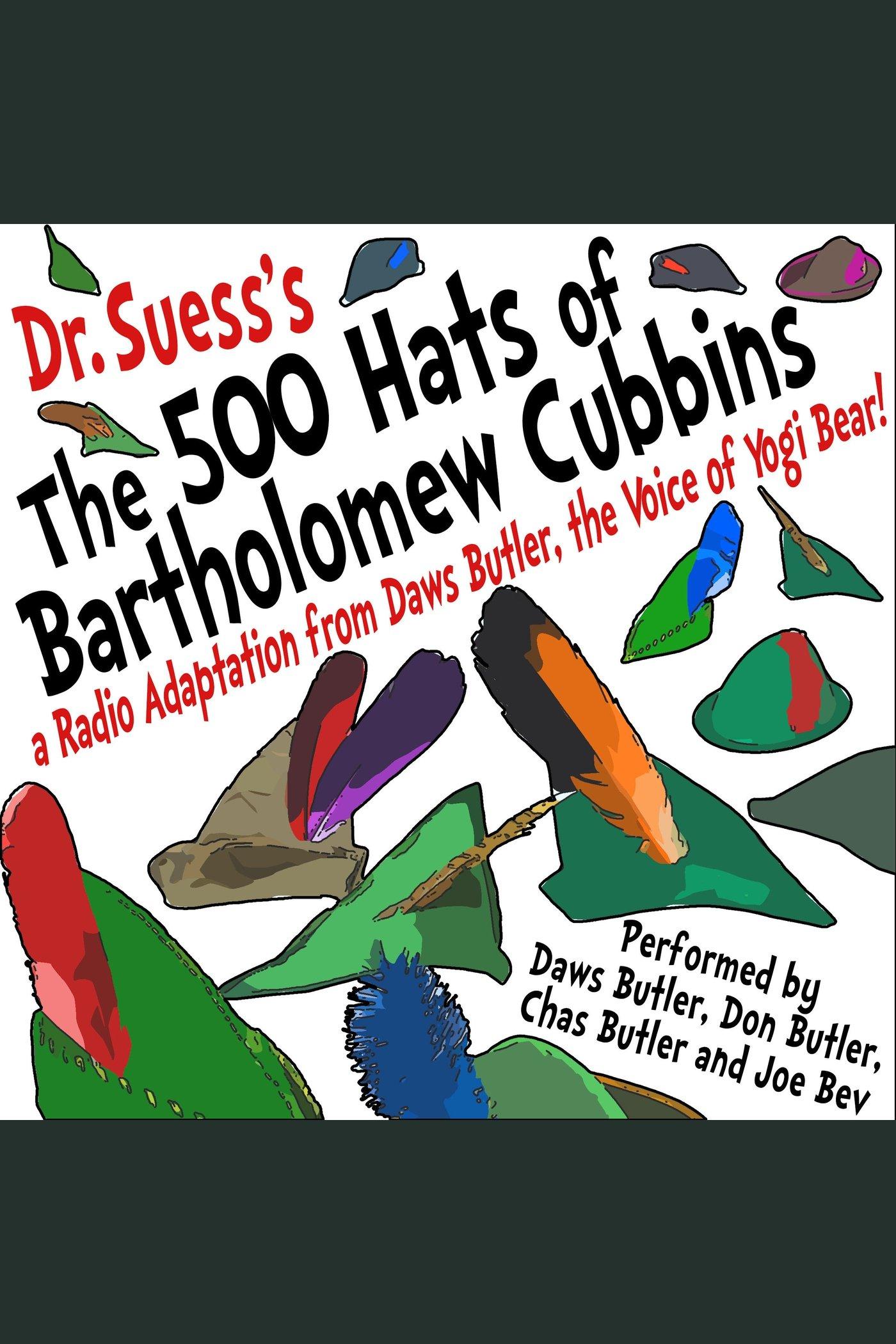 500 hats of Bartholomew Cubbins! cover image