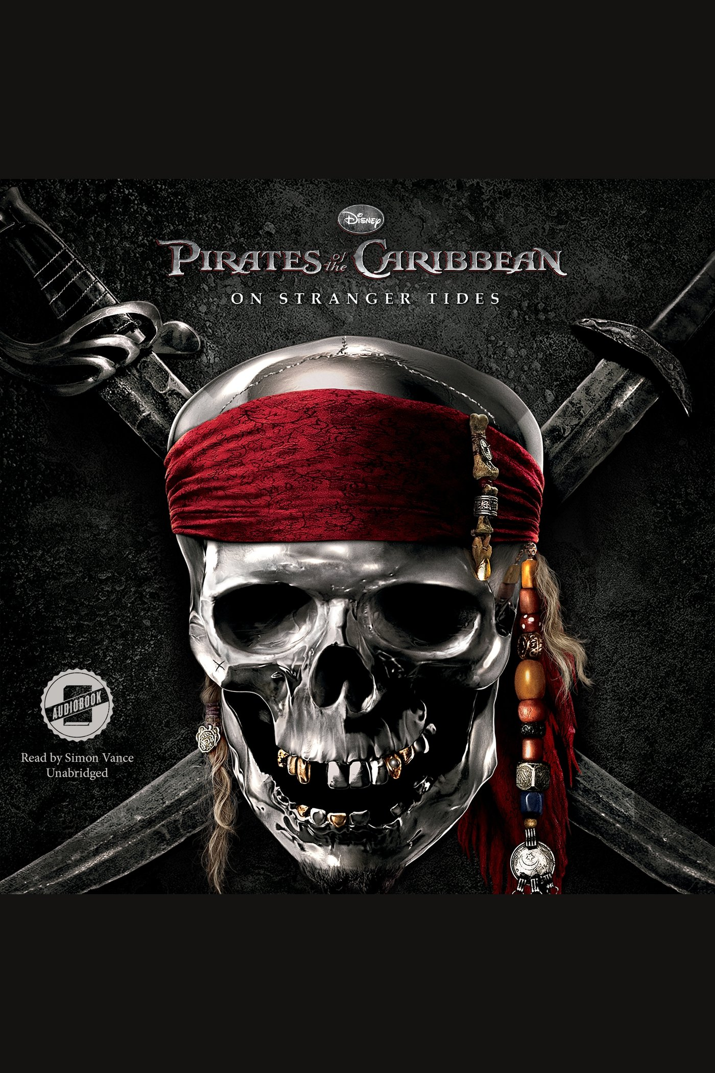 Pirates of the Caribbean on stranger tides cover image