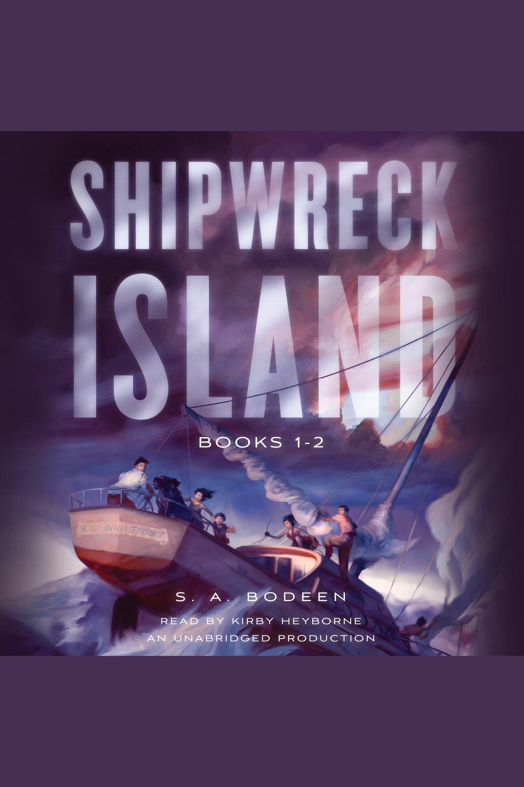 Shipwreck Island cover image
