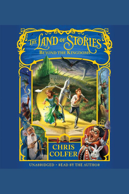 The land of stories cover image
