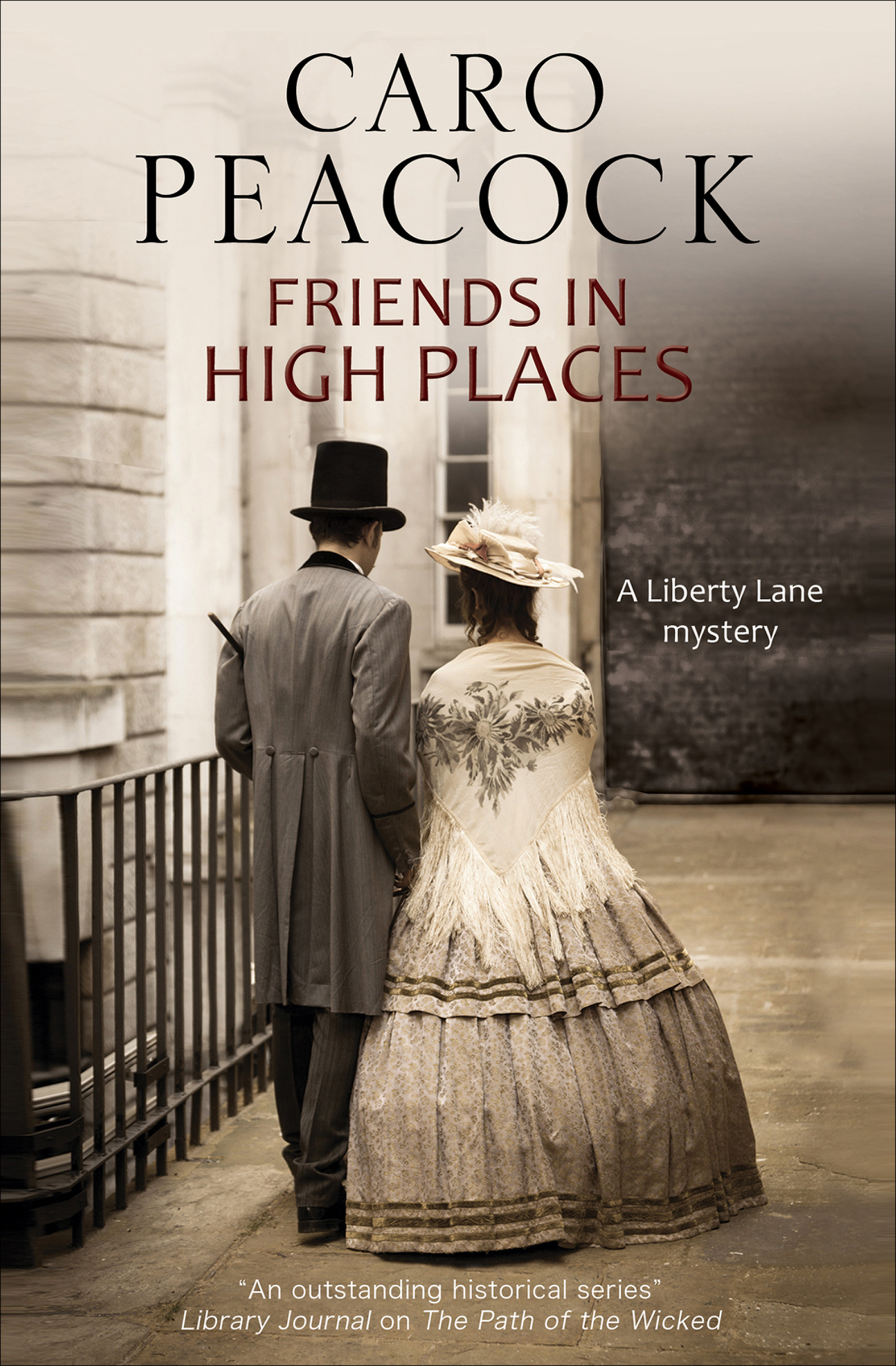 Friends in High Places A Victorian London Mystery