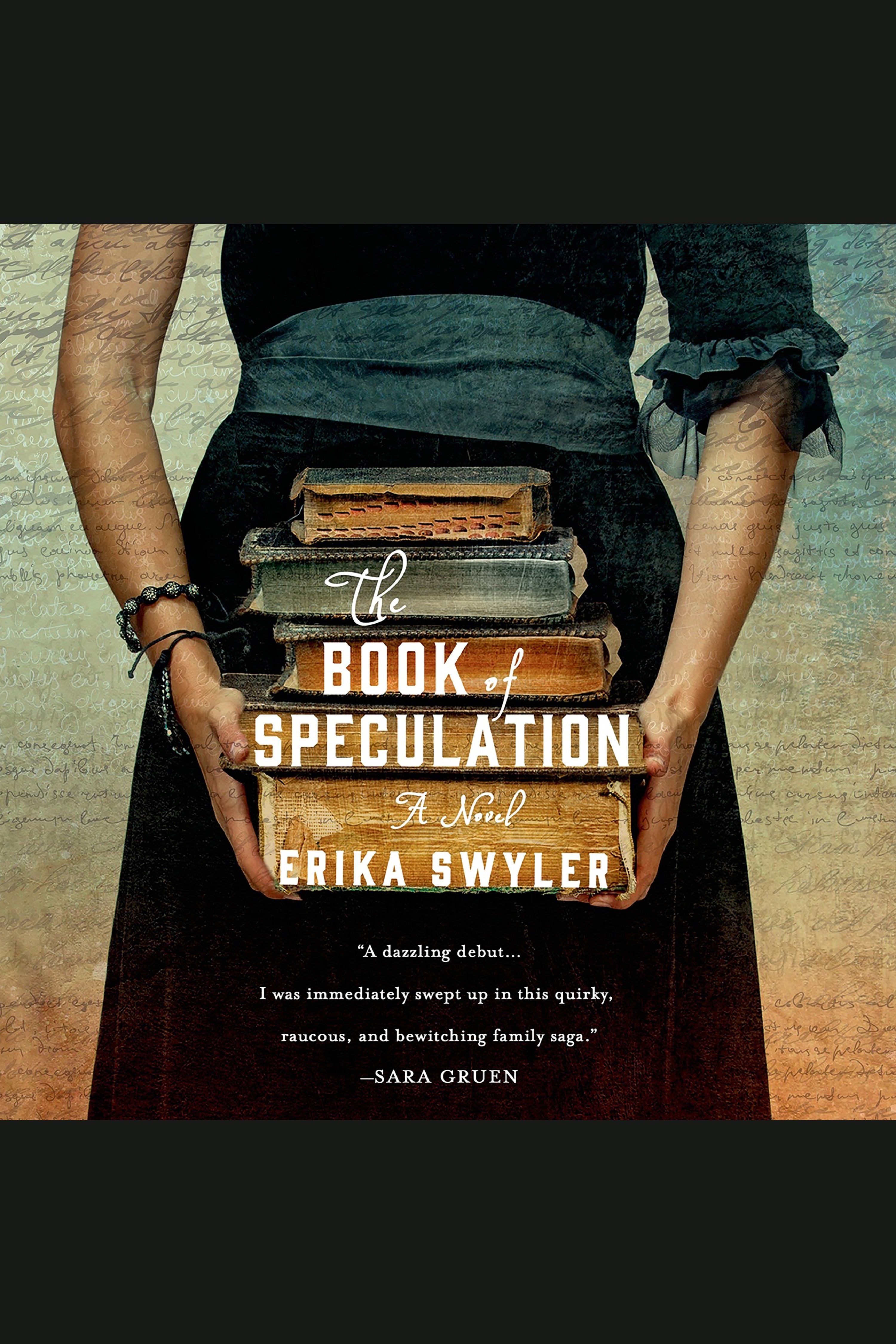 The book of speculation cover image