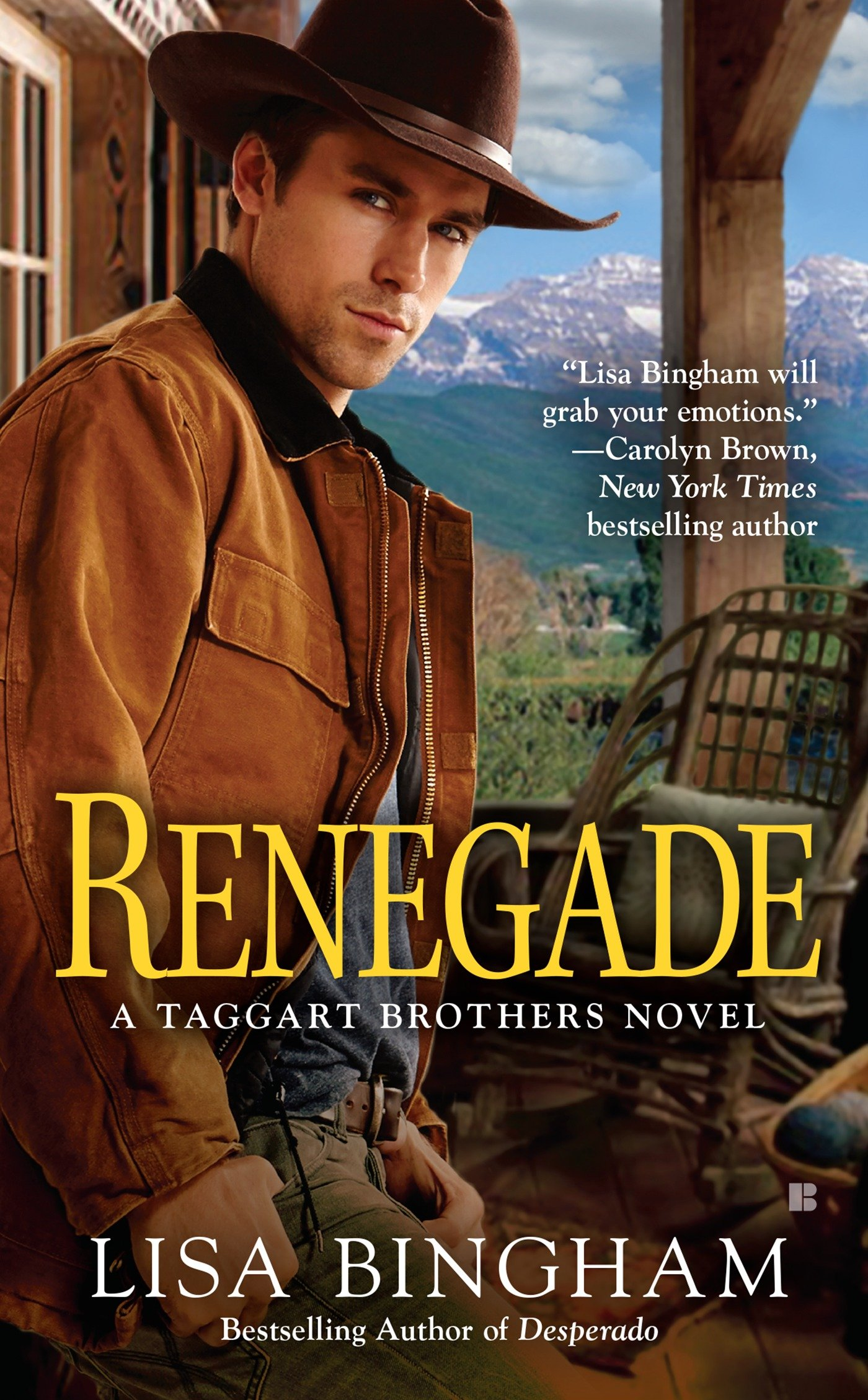 Renegade A Taggart Brothers Novel