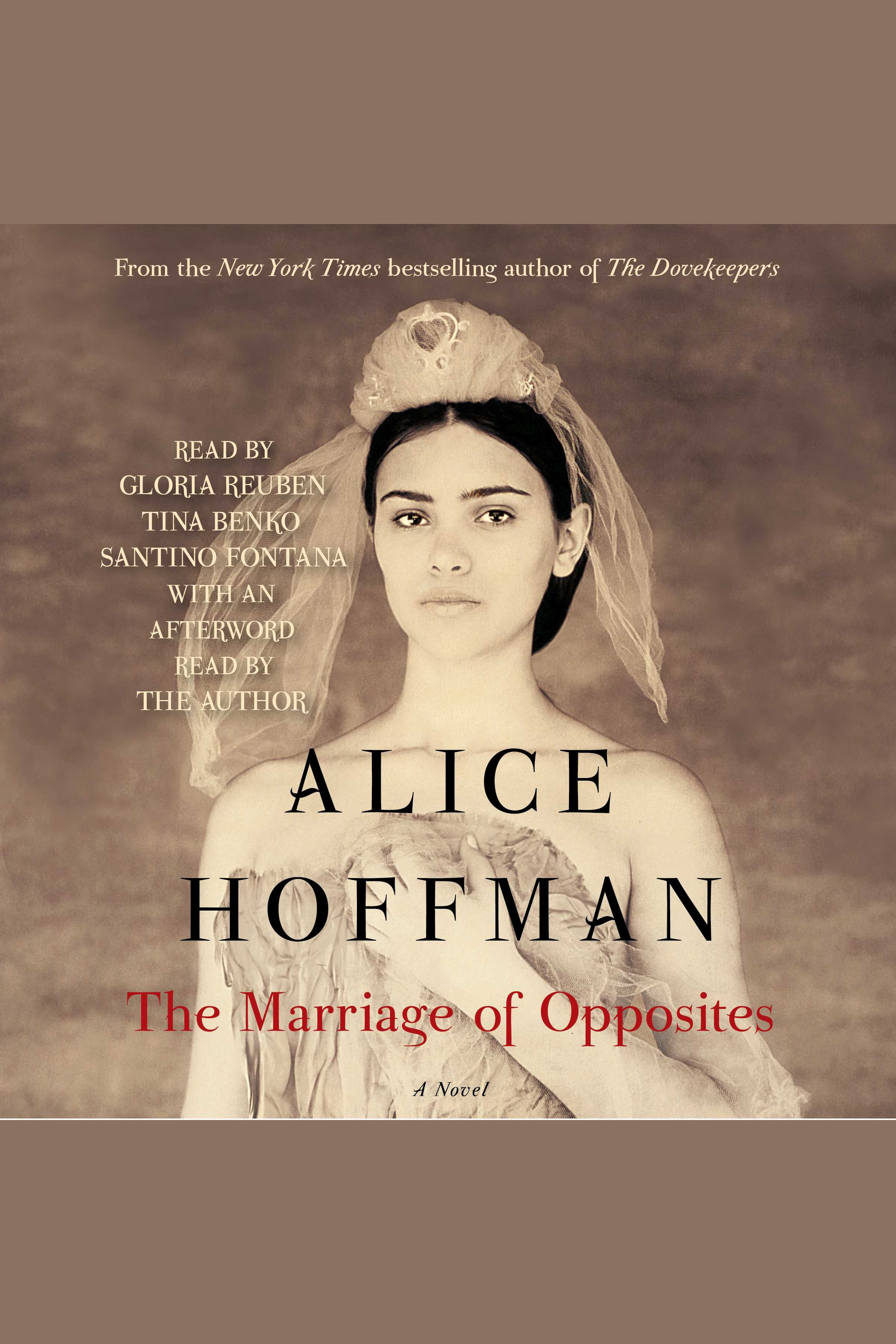 The marriage of opposites cover image