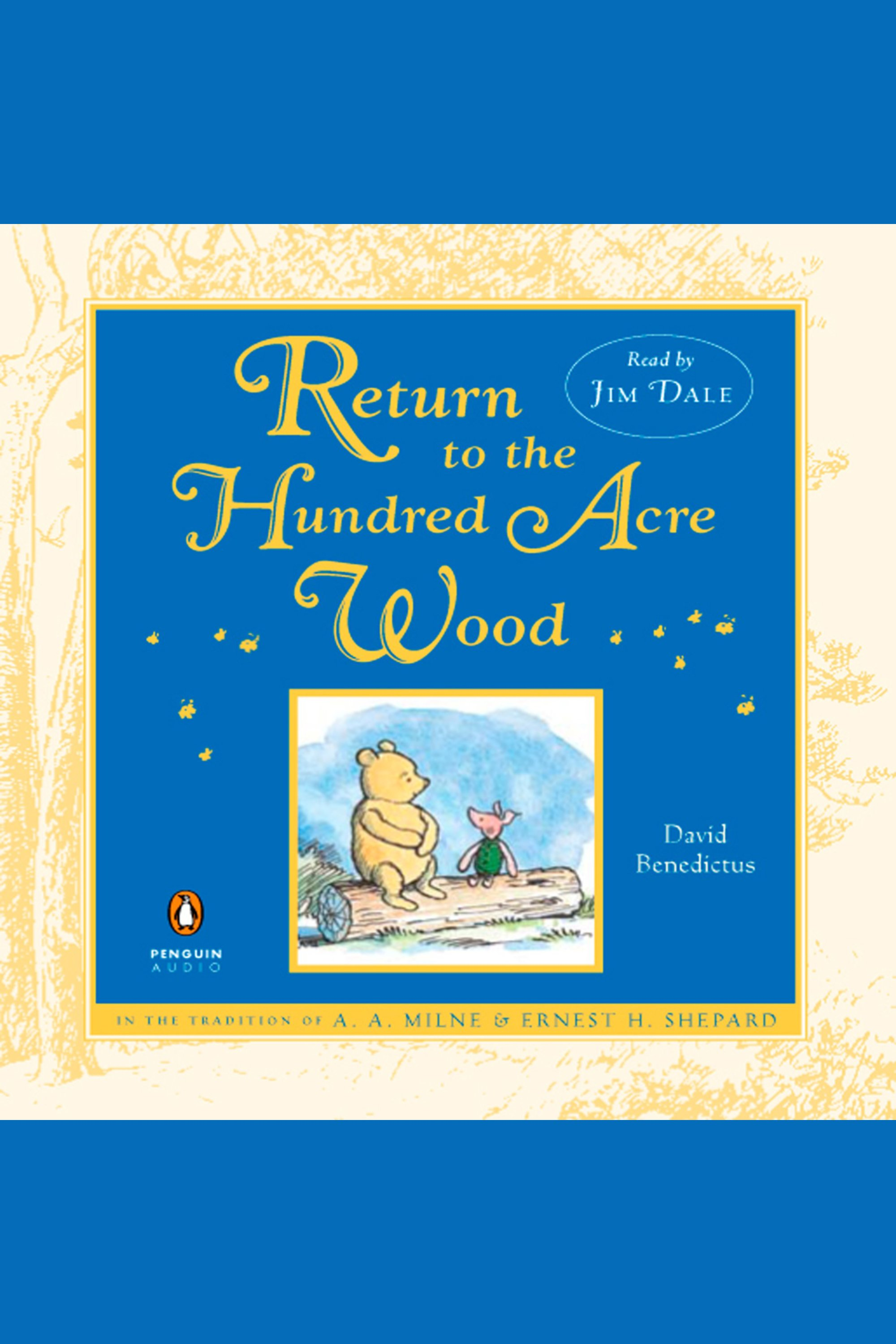 Return to the Hundred Acre Wood cover image