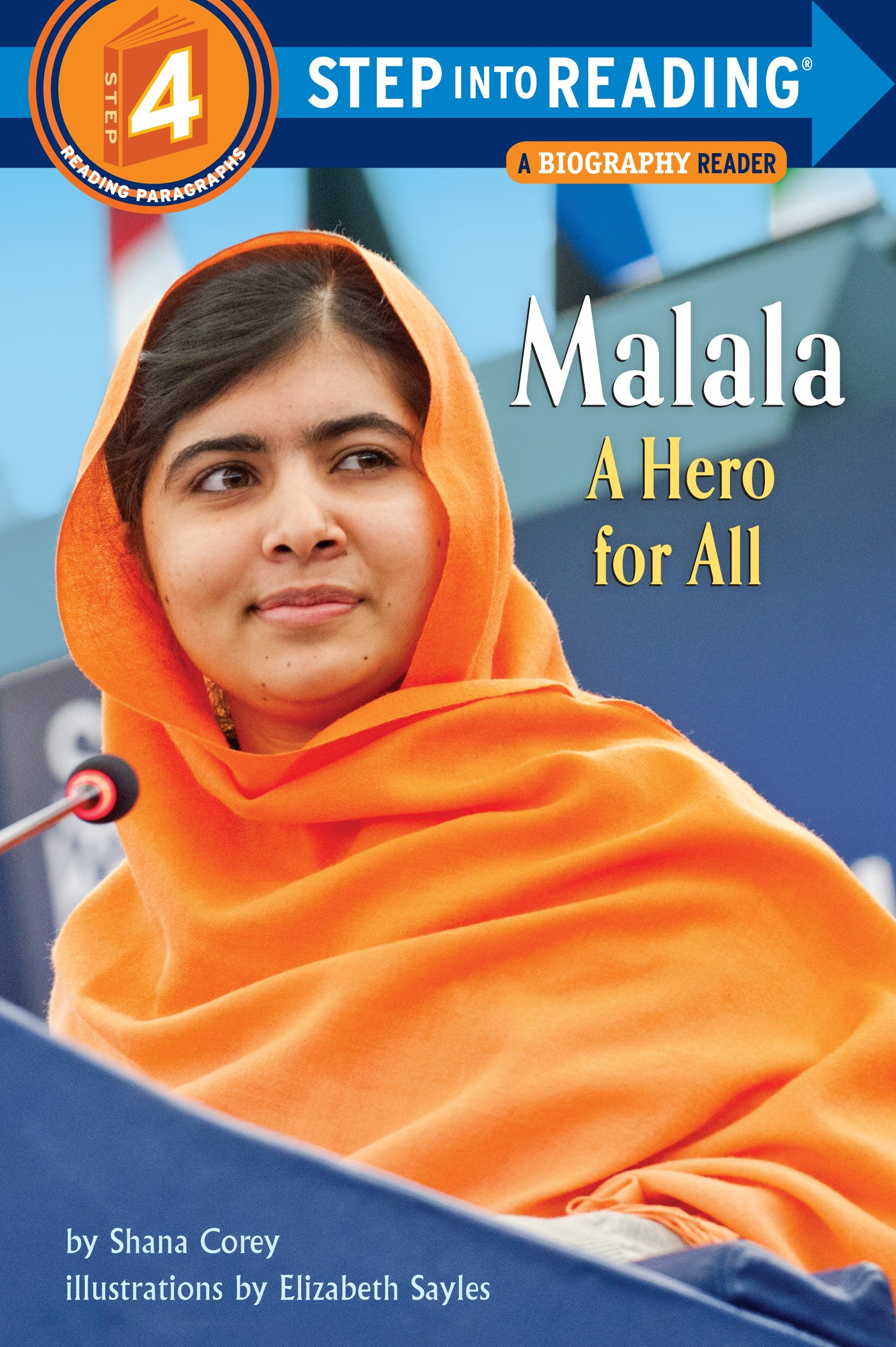 Malala: A Hero for All cover image