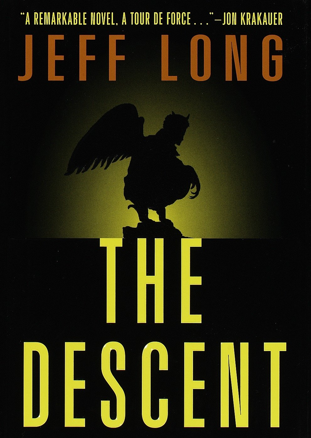 The descent a novel
