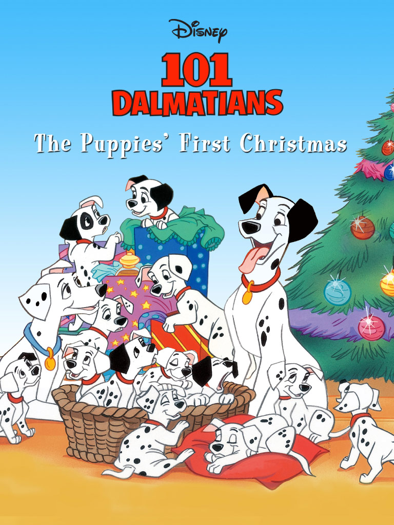 101 Dalmatians:  The Puppies' First Christmas