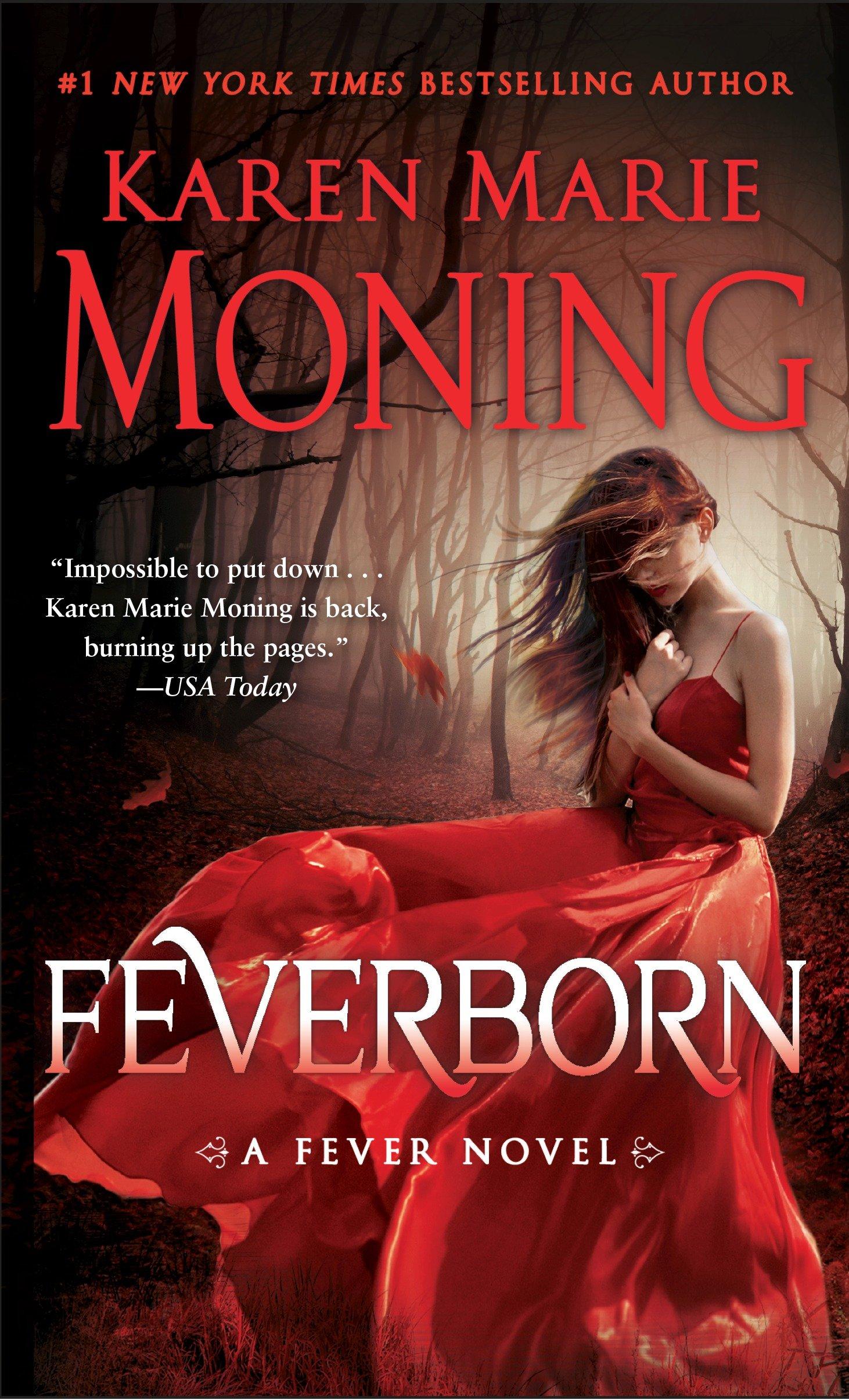 Feverborn : a fever novel