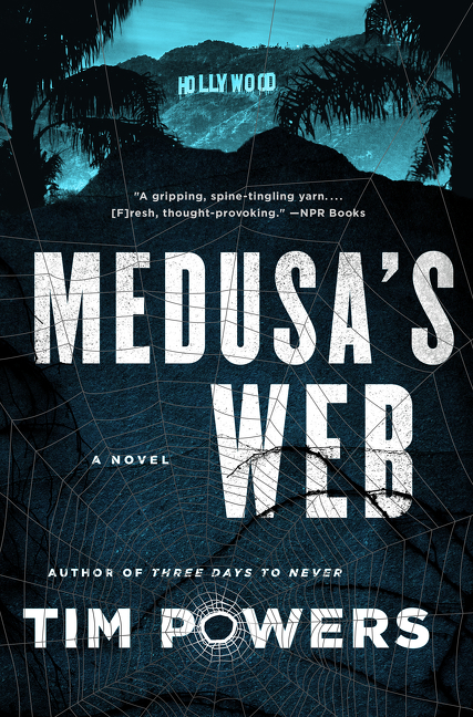 Medusa's web cover image