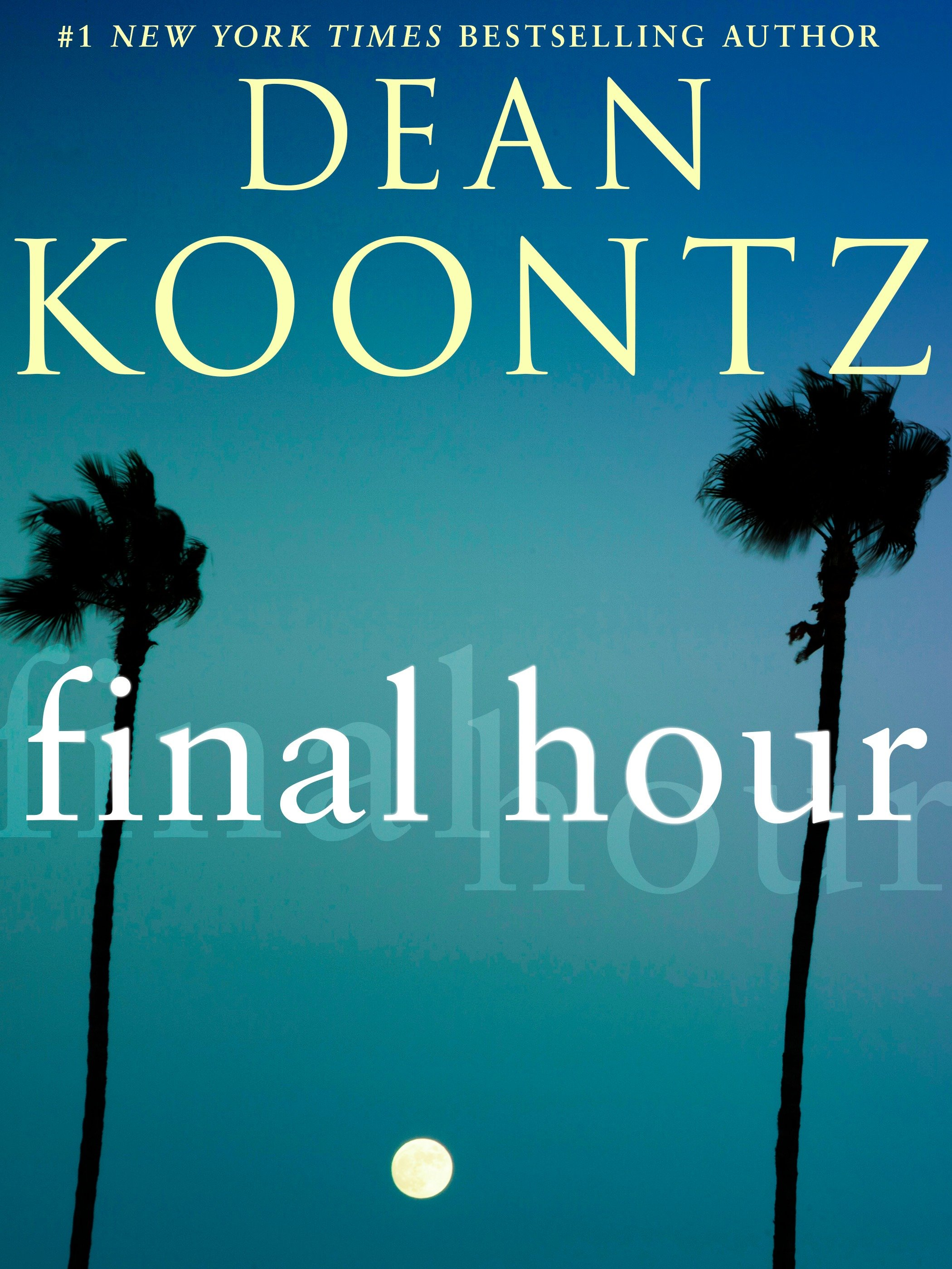 Final hour cover image