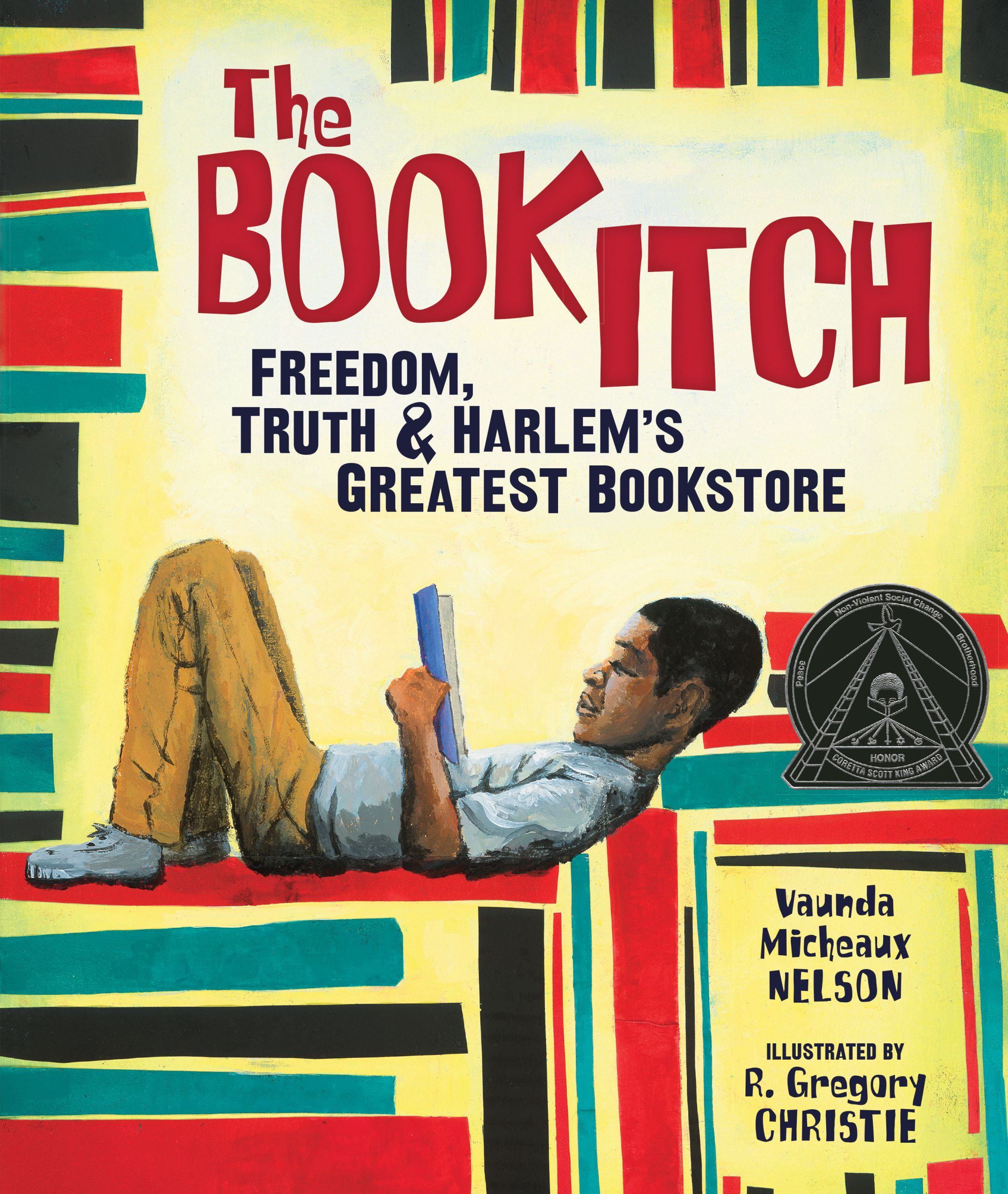 The Book Itch Freedom, Truth & Harlem's Greatest Bookstore