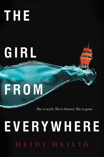 The girl from everywhere cover image