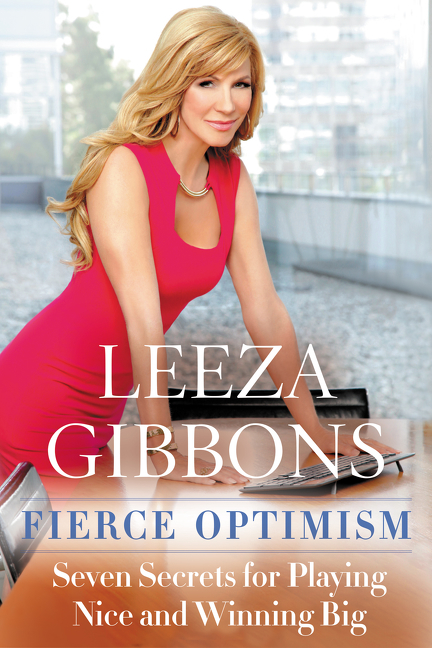 Fierce optimism seven secrets for playing nice and winning big cover image