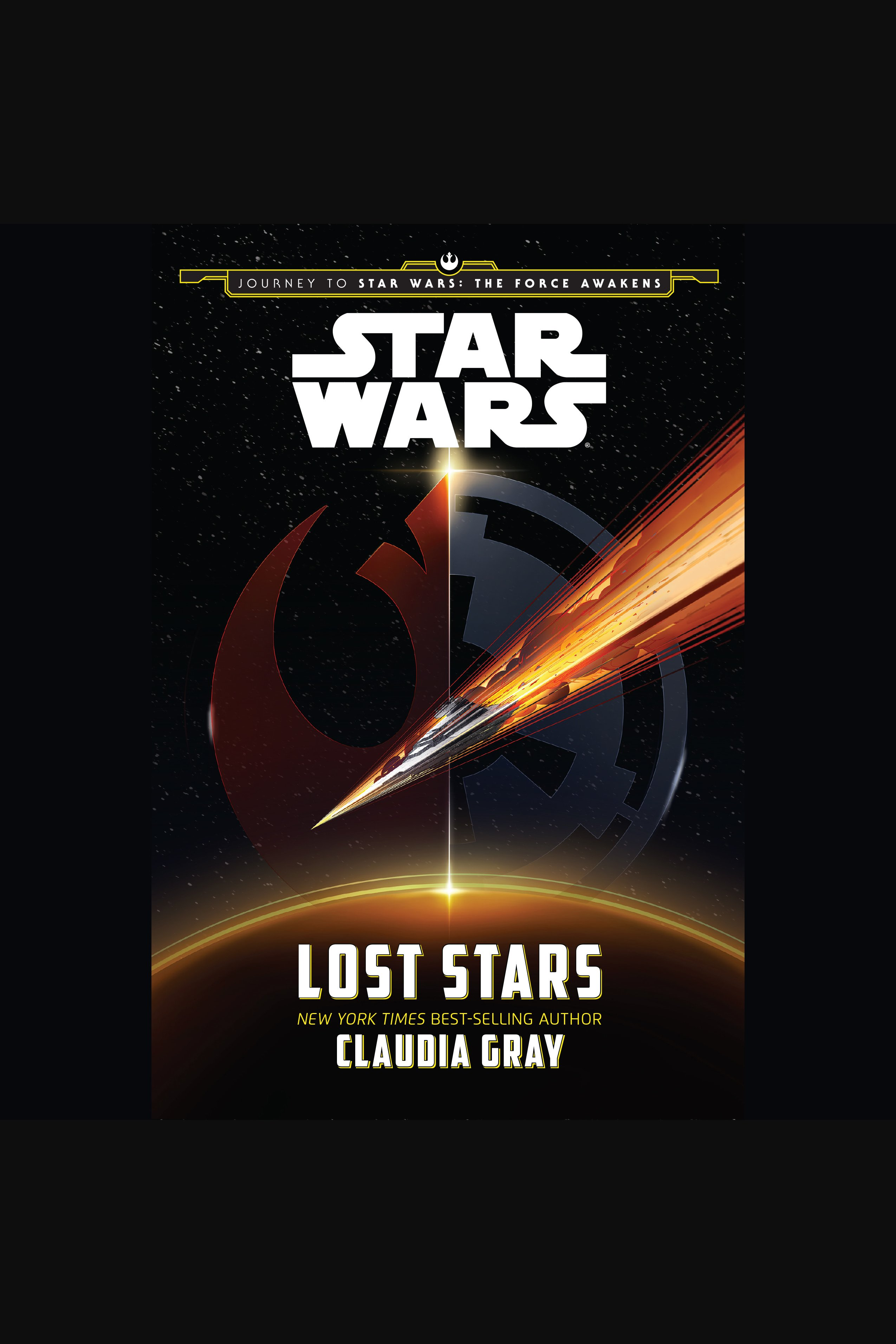 Star Wars. Lost stars cover image
