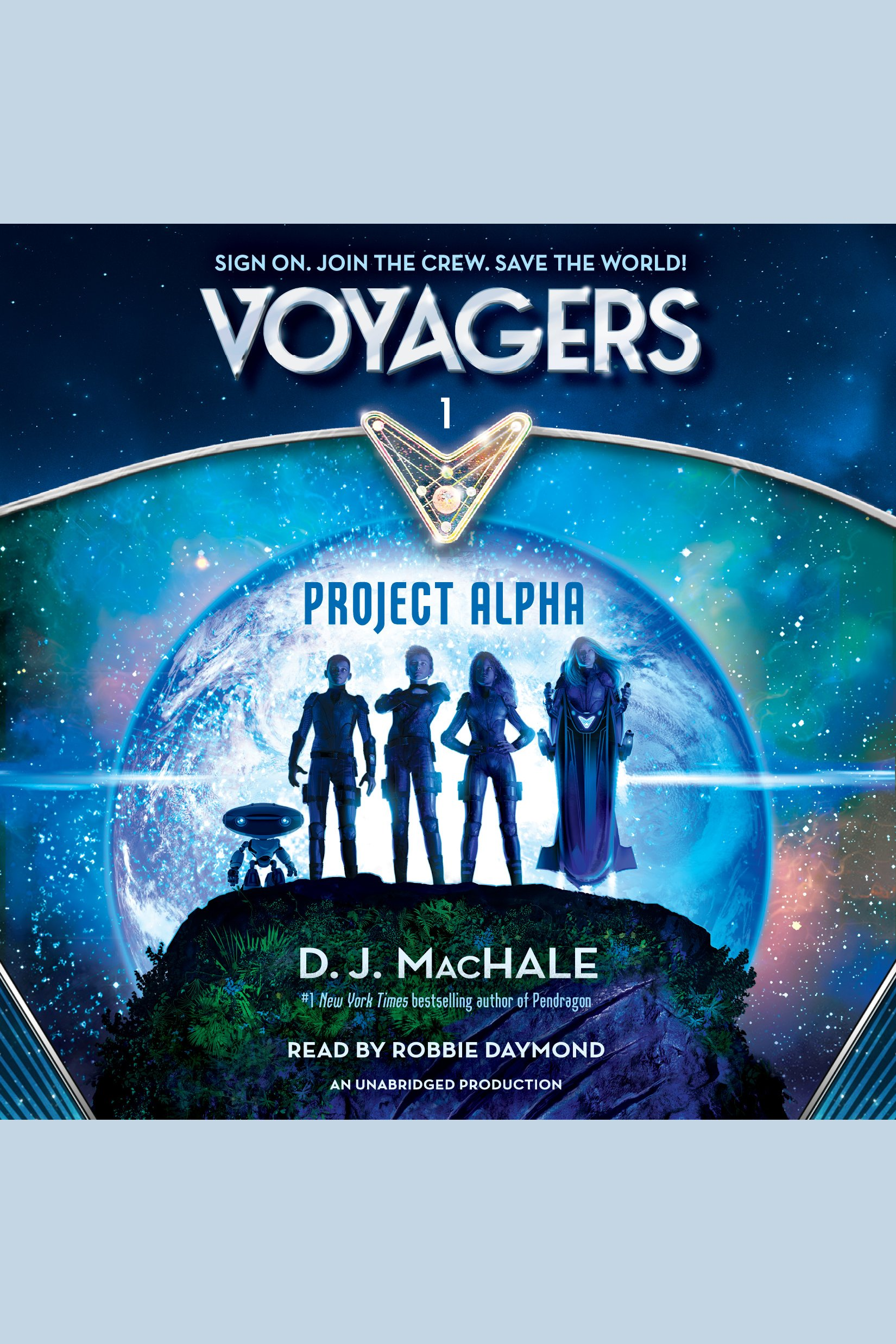 Project Alpha cover image